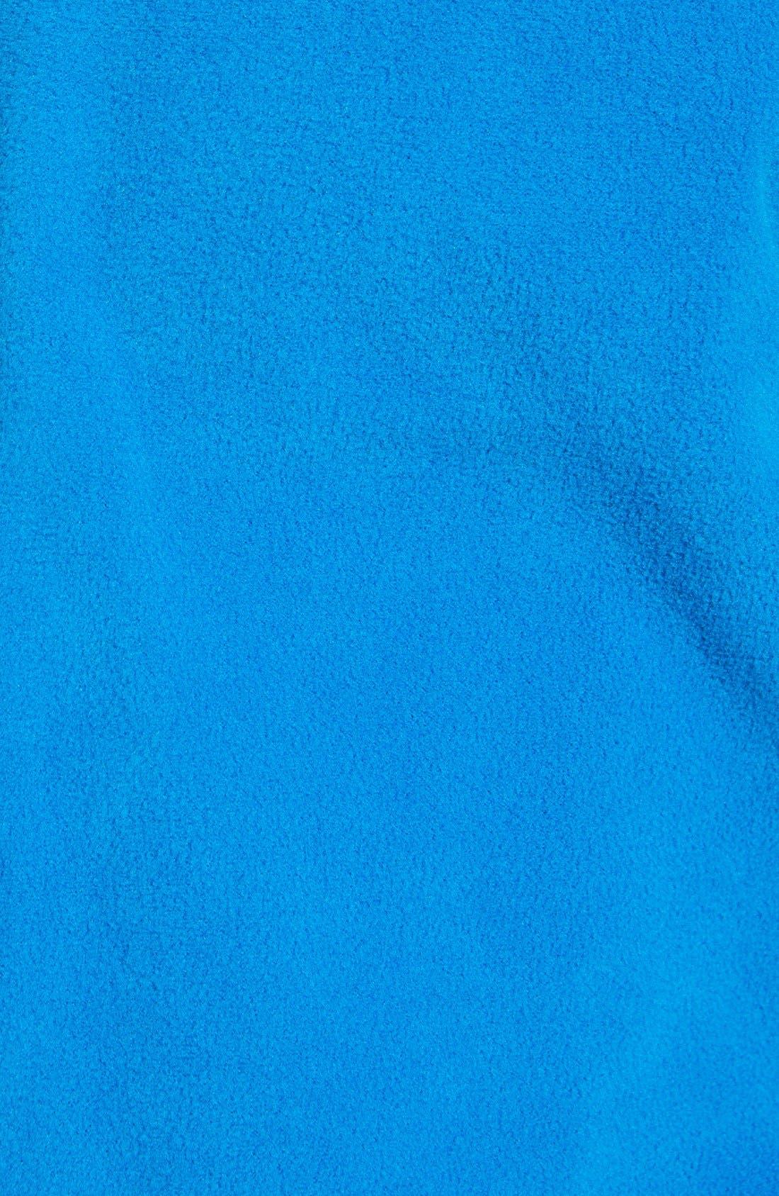 'TKA 100 Glacier' Quarter Zip Fleece Pullover,                             Alternate thumbnail 217, color,