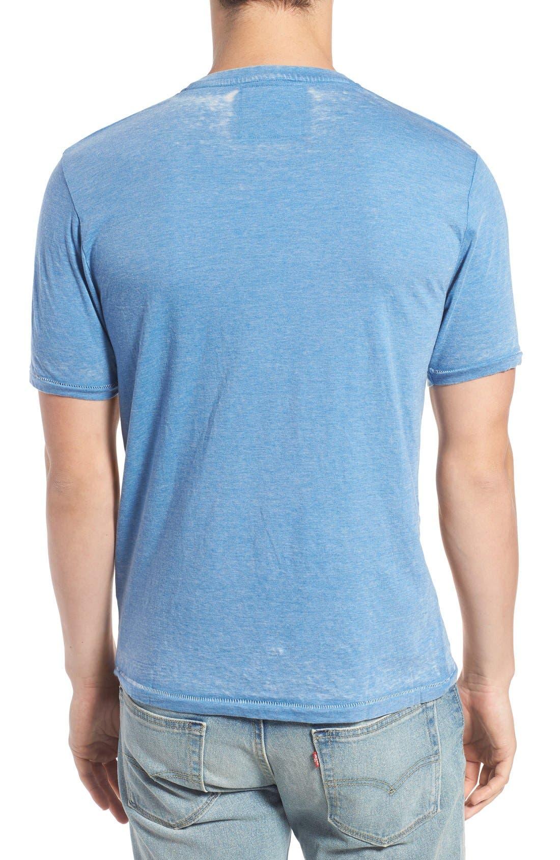 'Saint Louis Cardinals - Calumet' Graphic V-Neck T-Shirt,                             Alternate thumbnail 10, color,