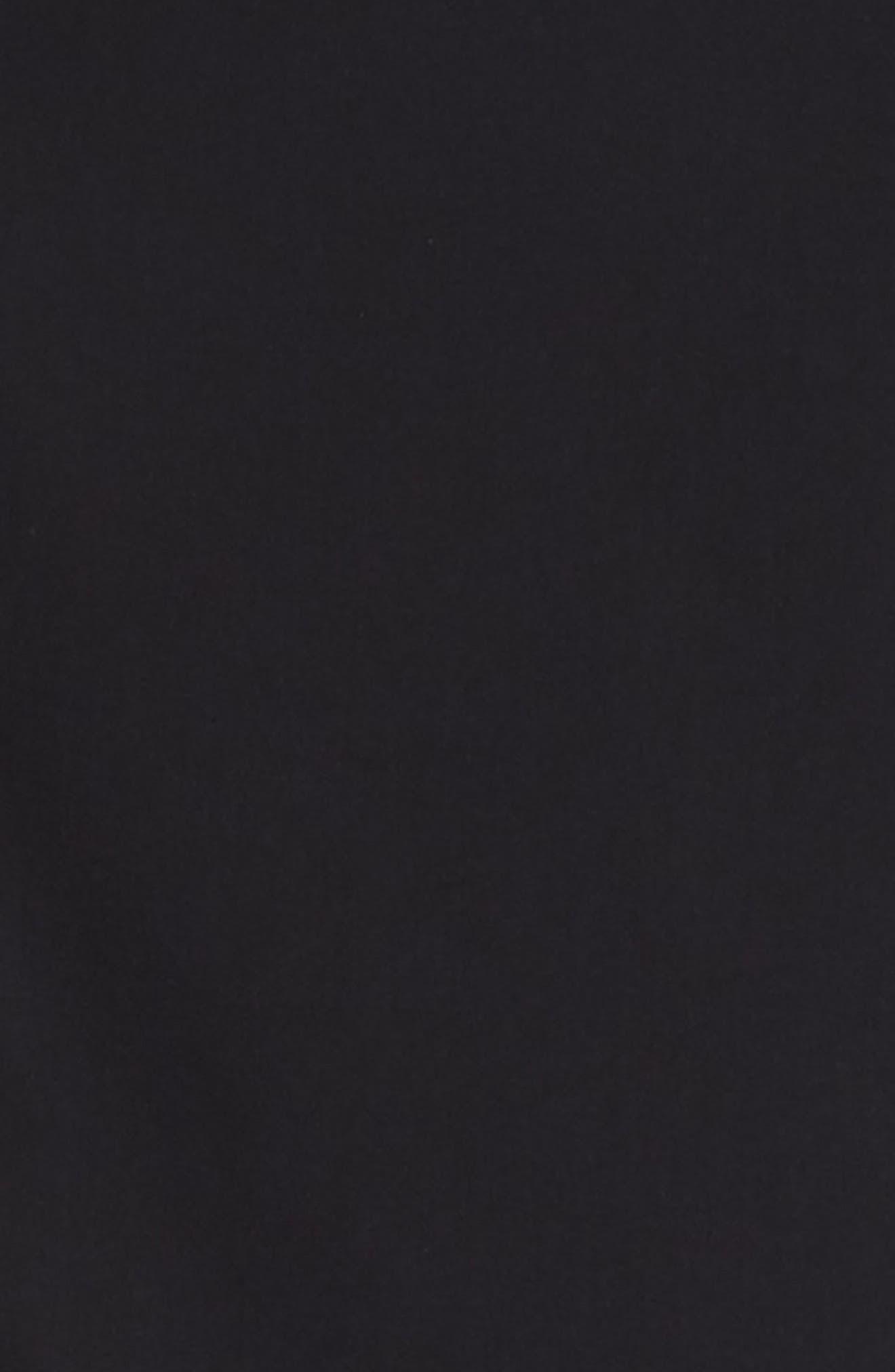 Mulberry Regular Fit Sport Shirt,                             Alternate thumbnail 6, color,                             BLACK