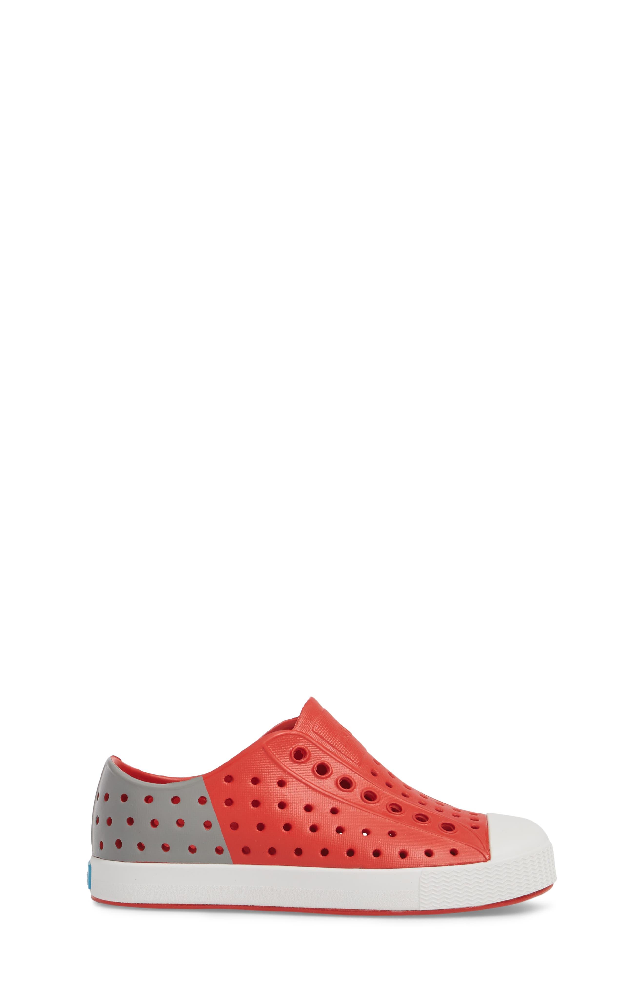 'Jefferson' Water Friendly Slip-On Sneaker,                             Alternate thumbnail 3, color,                             025