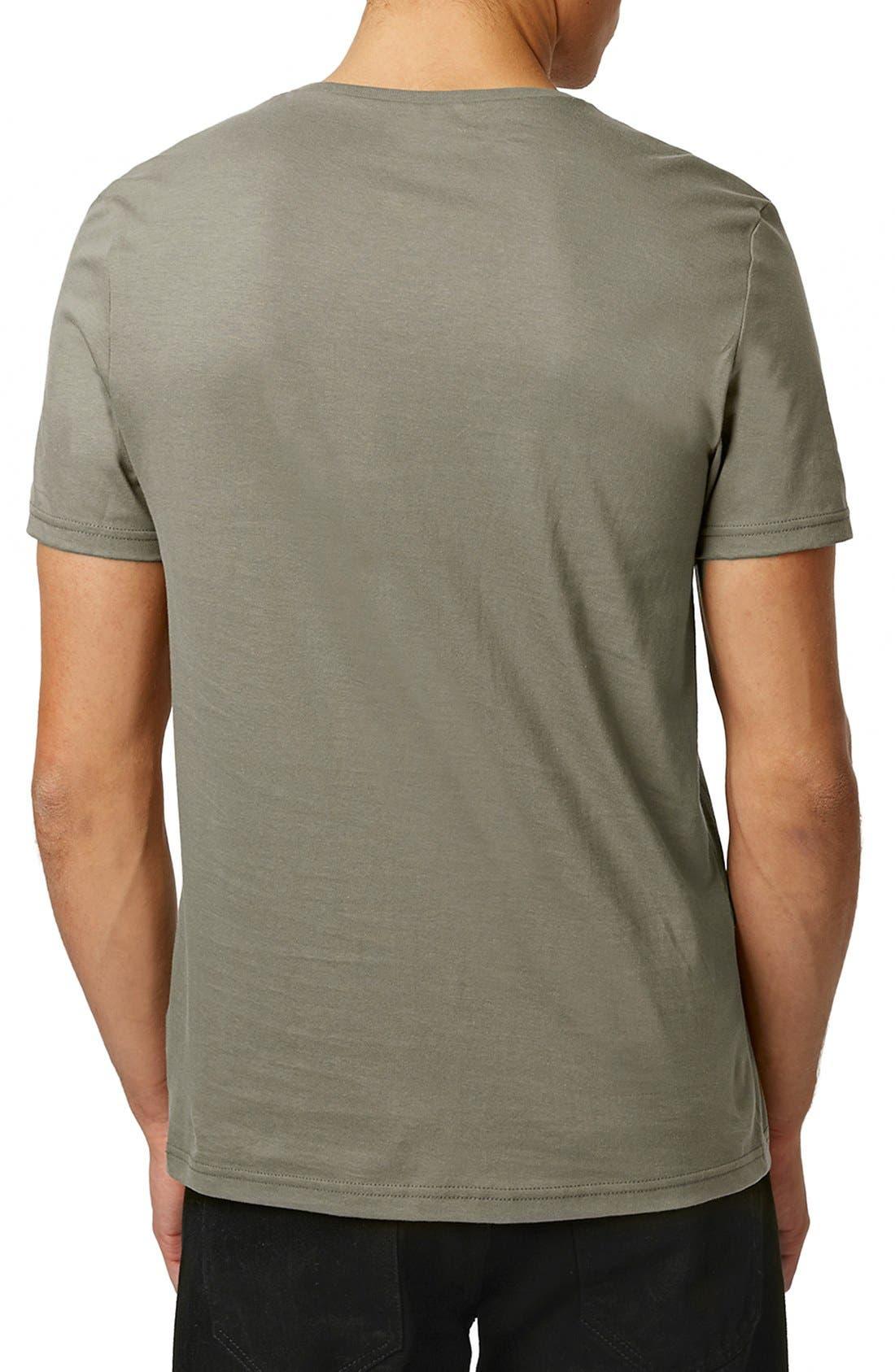 Slim Fit Crewneck T-Shirt,                             Alternate thumbnail 238, color,
