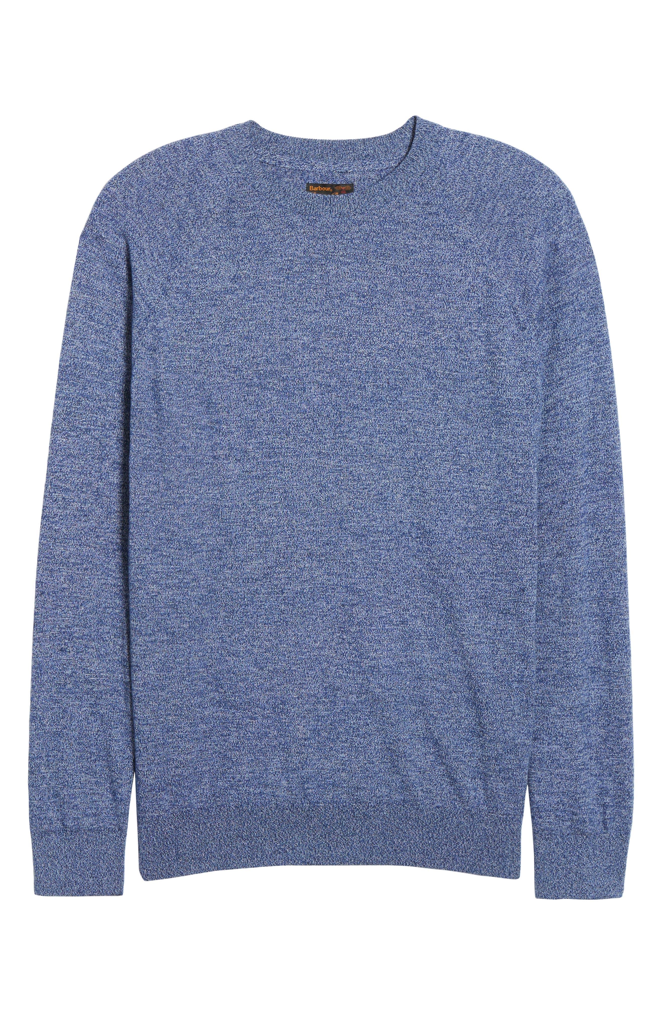 Space Dye Crewneck Shirt,                             Alternate thumbnail 6, color,                             450