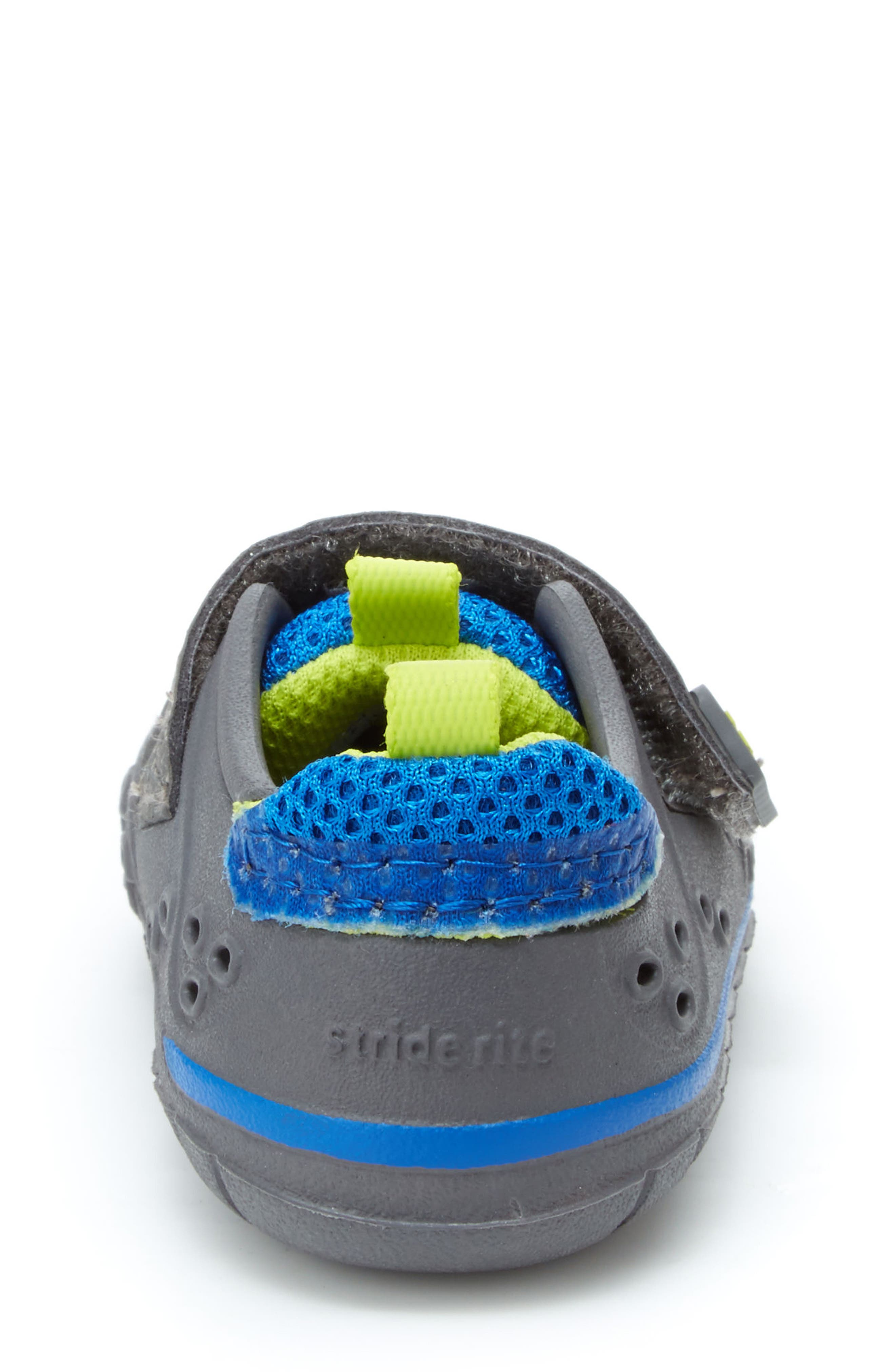 Made2Play<sup>®</sup> Phibian Sneaker,                             Alternate thumbnail 2, color,                             GREY/ GREY