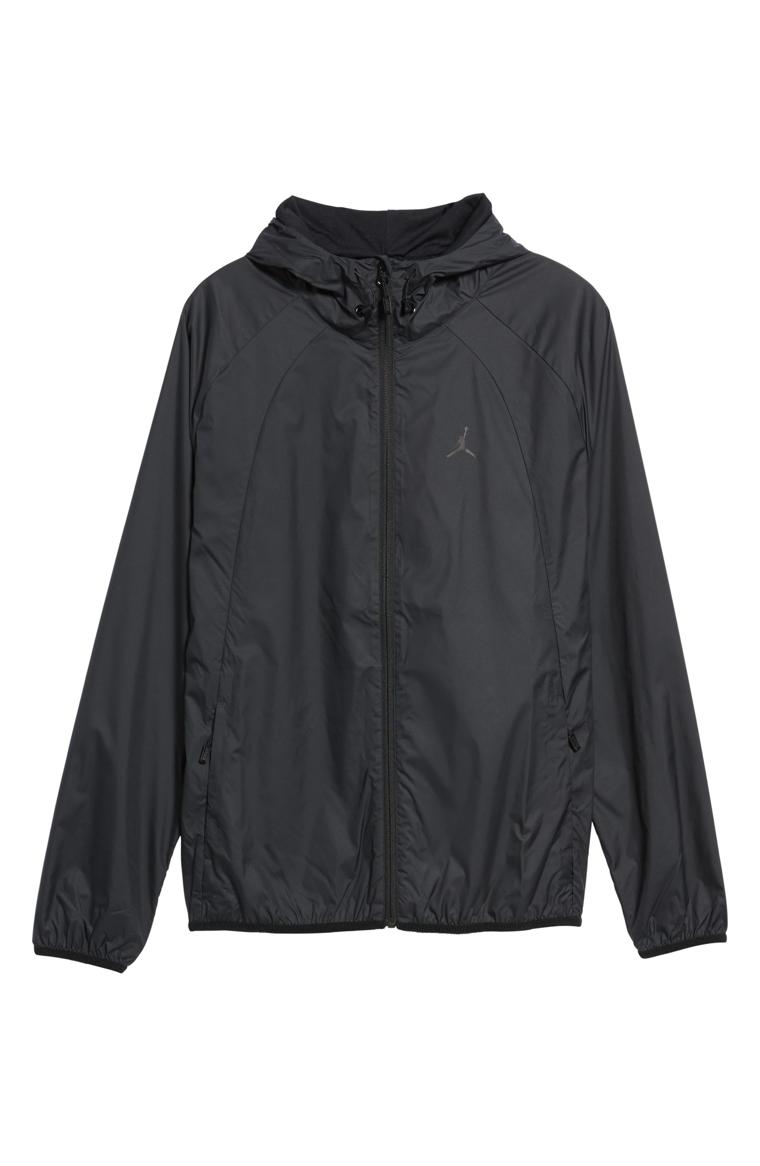 Sportswear Wings Windbreaker Jacket,                             Alternate thumbnail 5, color,                             010