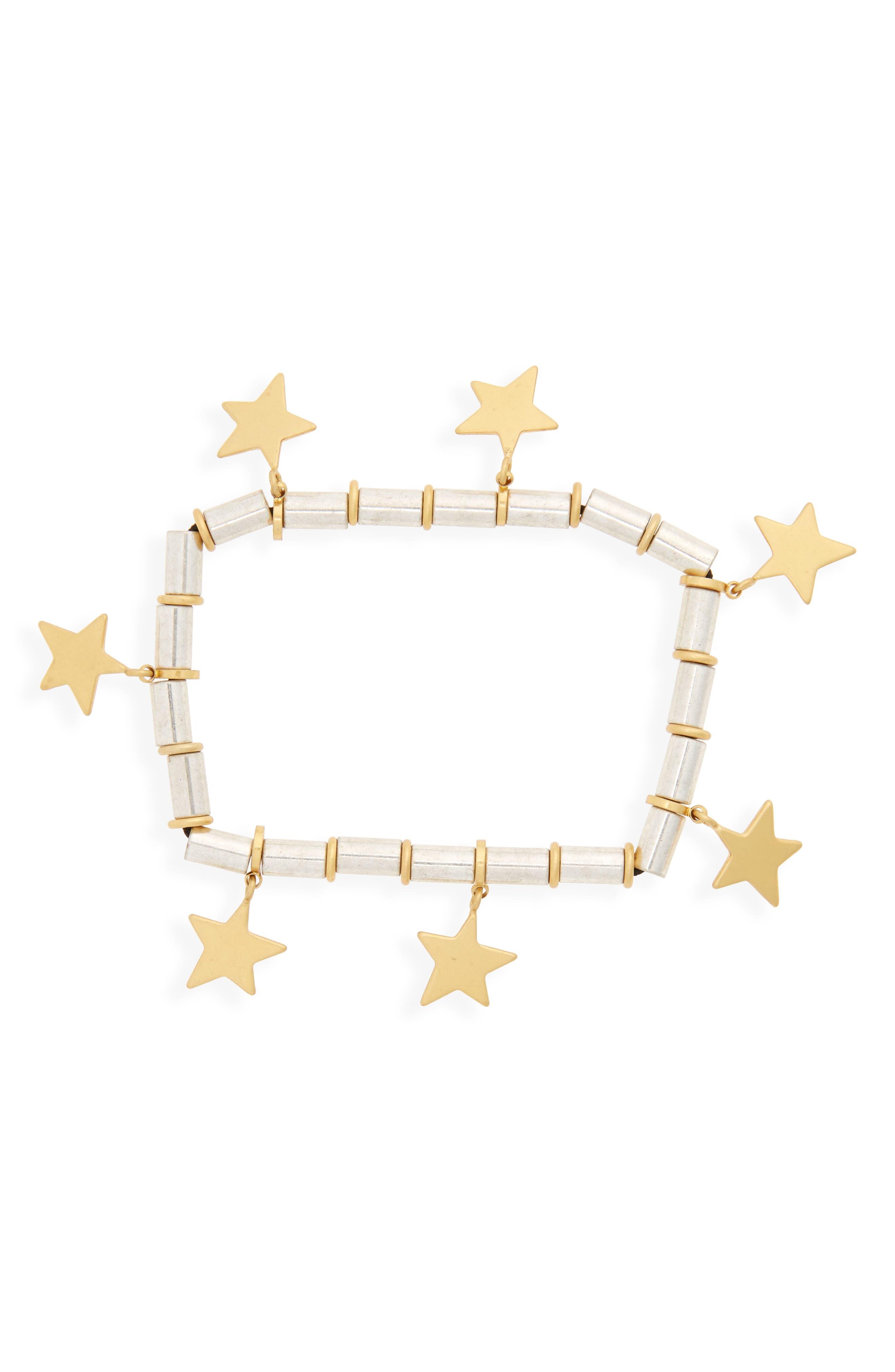 Stellar Star Bracelet,                         Main,                         color, 710