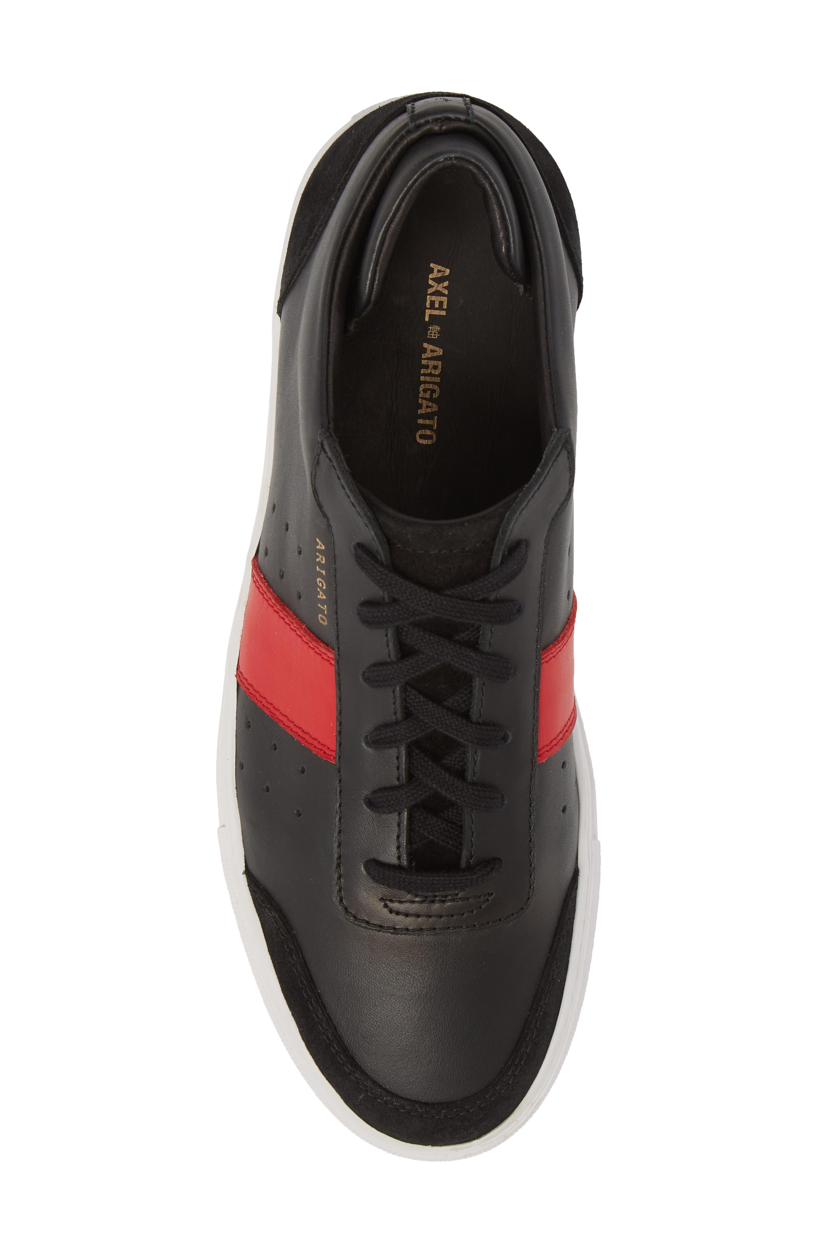Dunk Sneaker,                             Alternate thumbnail 5, color,                             BLACK/ BLACK