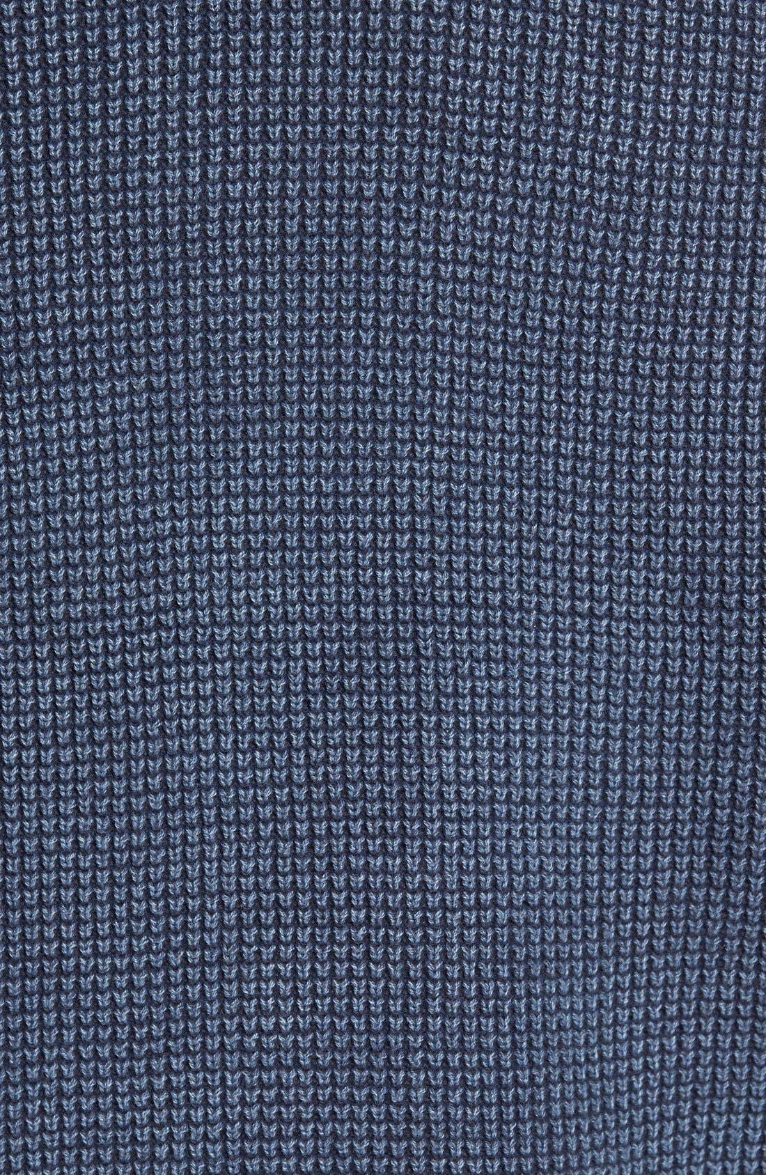 'Coastal Shores' Quarter Zip Sweater,                             Alternate thumbnail 42, color,