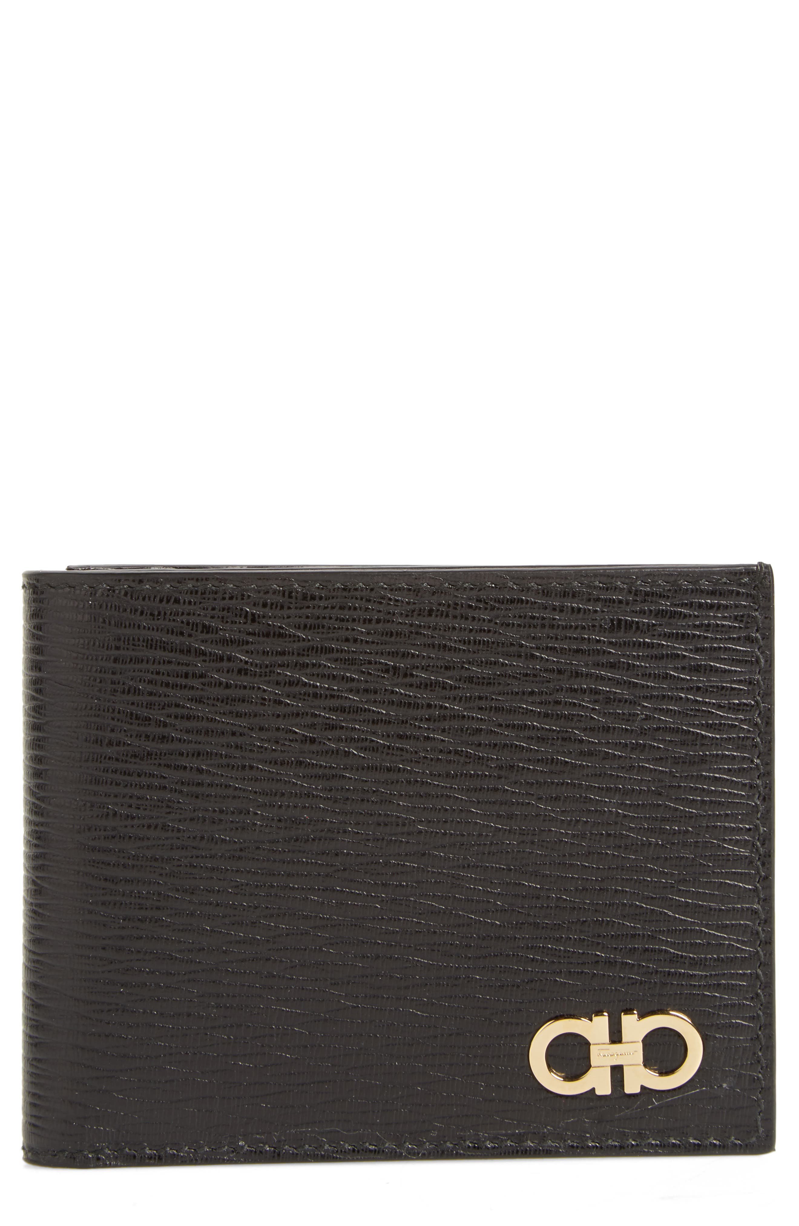 Revival Leather Wallet,                             Main thumbnail 1, color,                             001