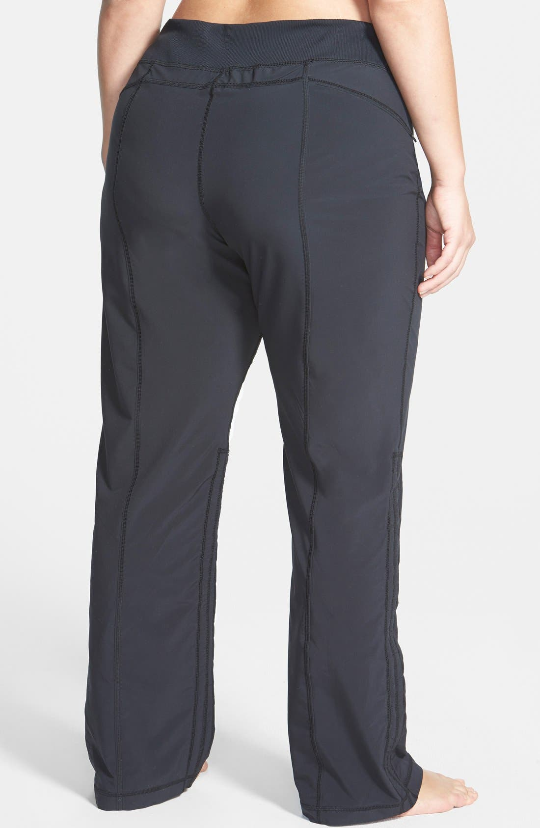 'Work It' Pants,                             Alternate thumbnail 4, color,                             001