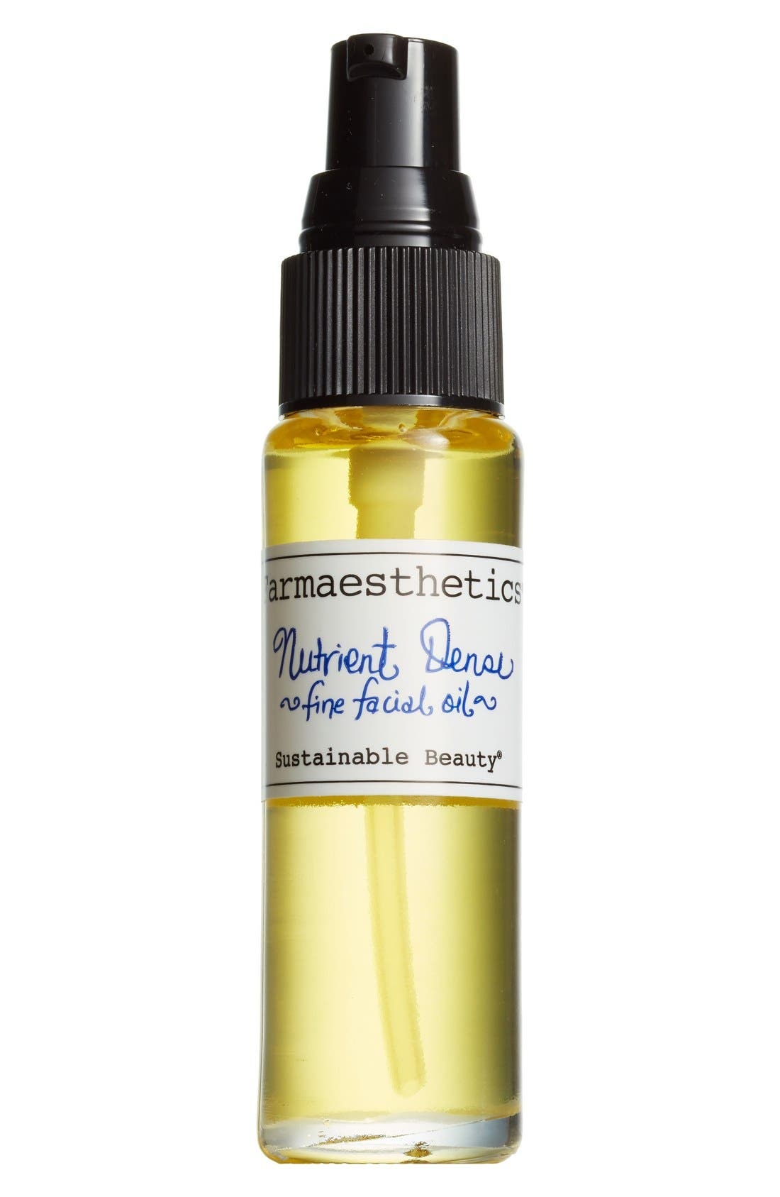 Nutrient Dense Fine Facial Oil,                         Main,                         color, NO COLOR
