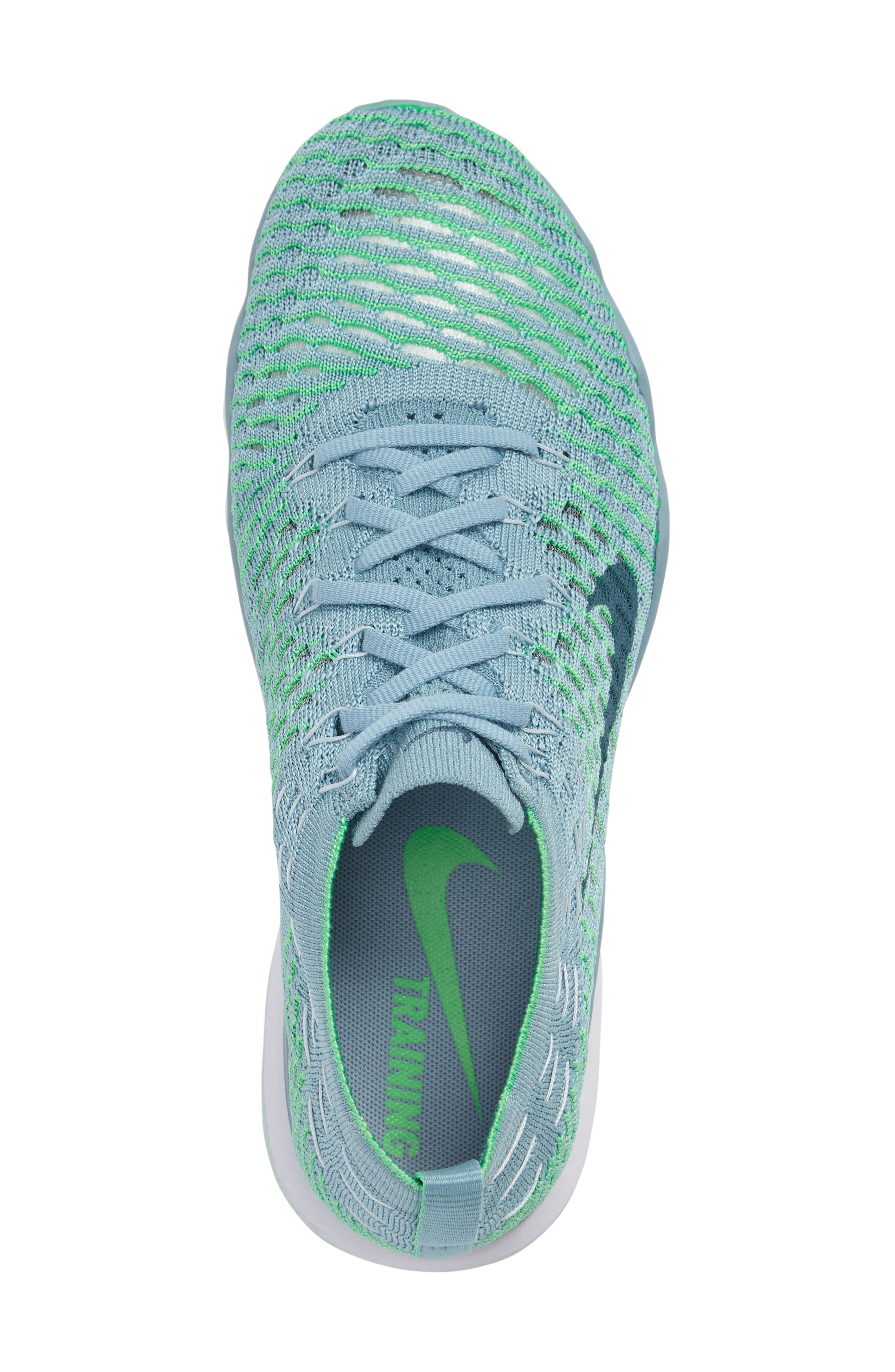 Air Zoom Fearless Flyknit Training Shoe,                             Alternate thumbnail 32, color,