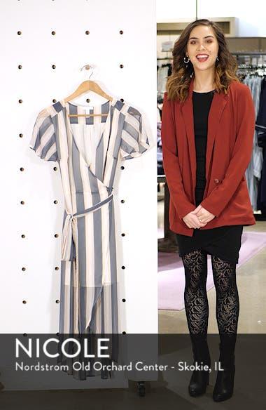 Wrap Midi Dress, sales video thumbnail