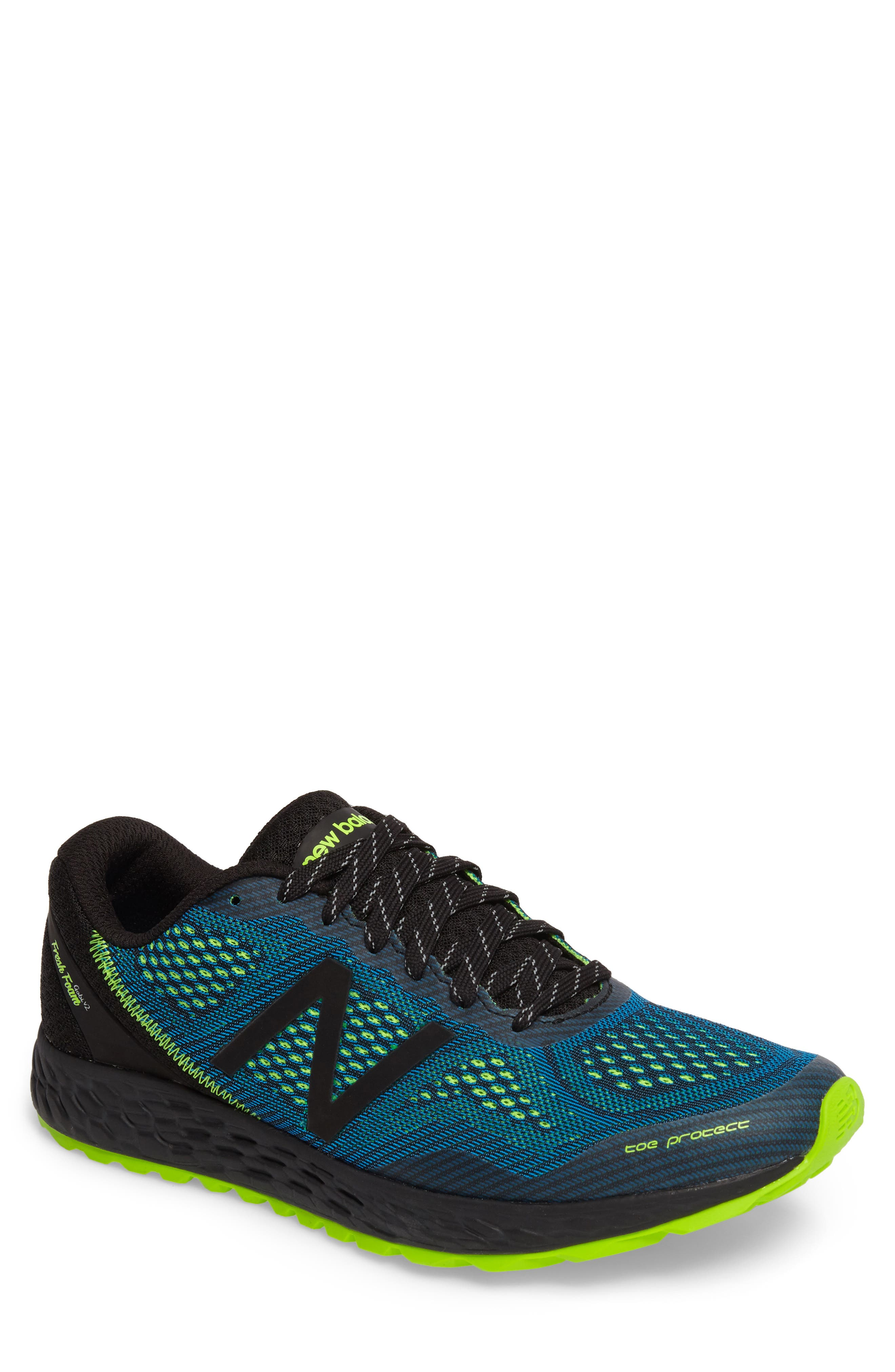 Fresh Foam Gobi V2 Trail Running Shoe,                         Main,                         color, 400