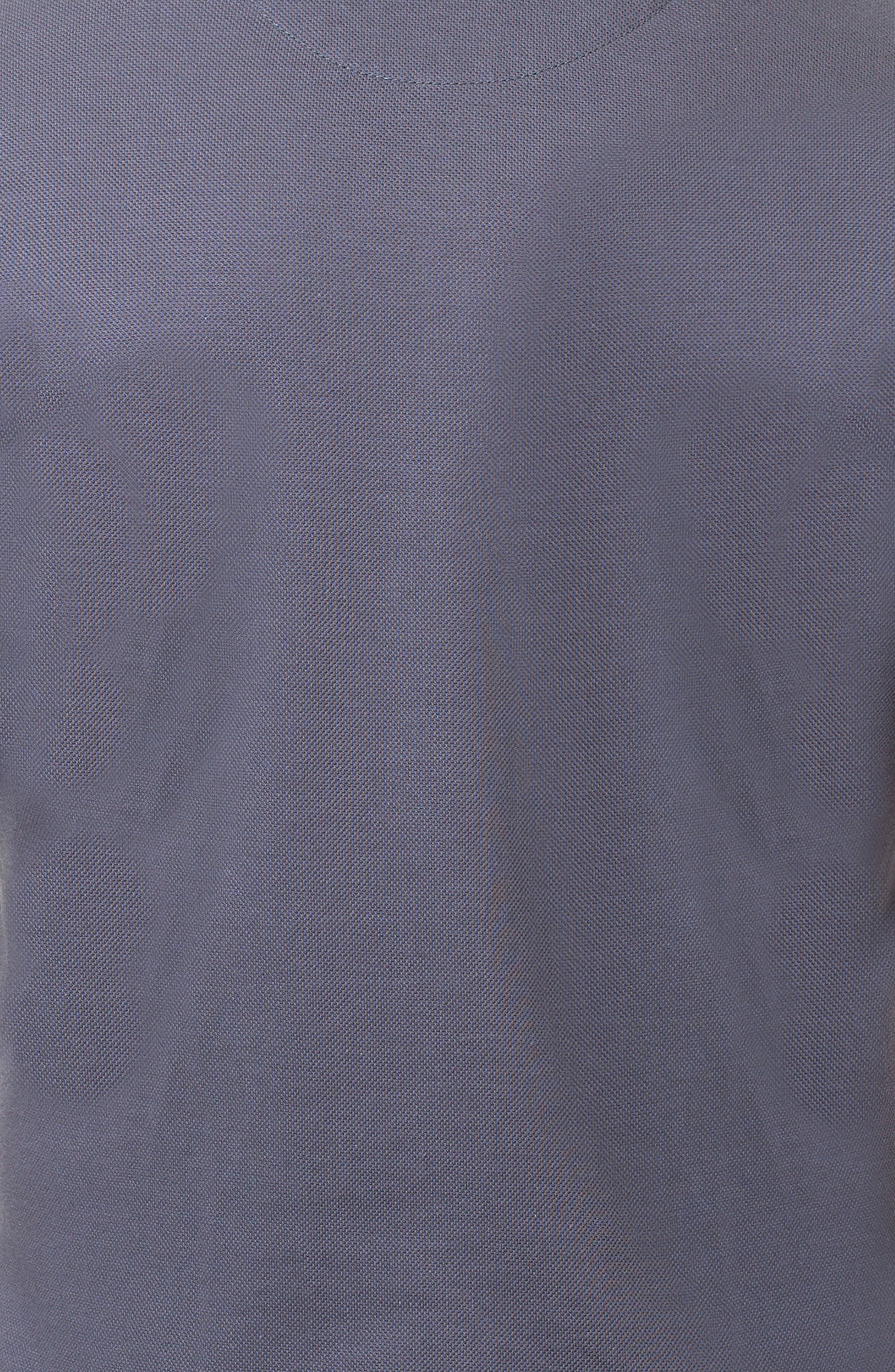 Woven Trim Polo,                             Alternate thumbnail 3, color,                             030