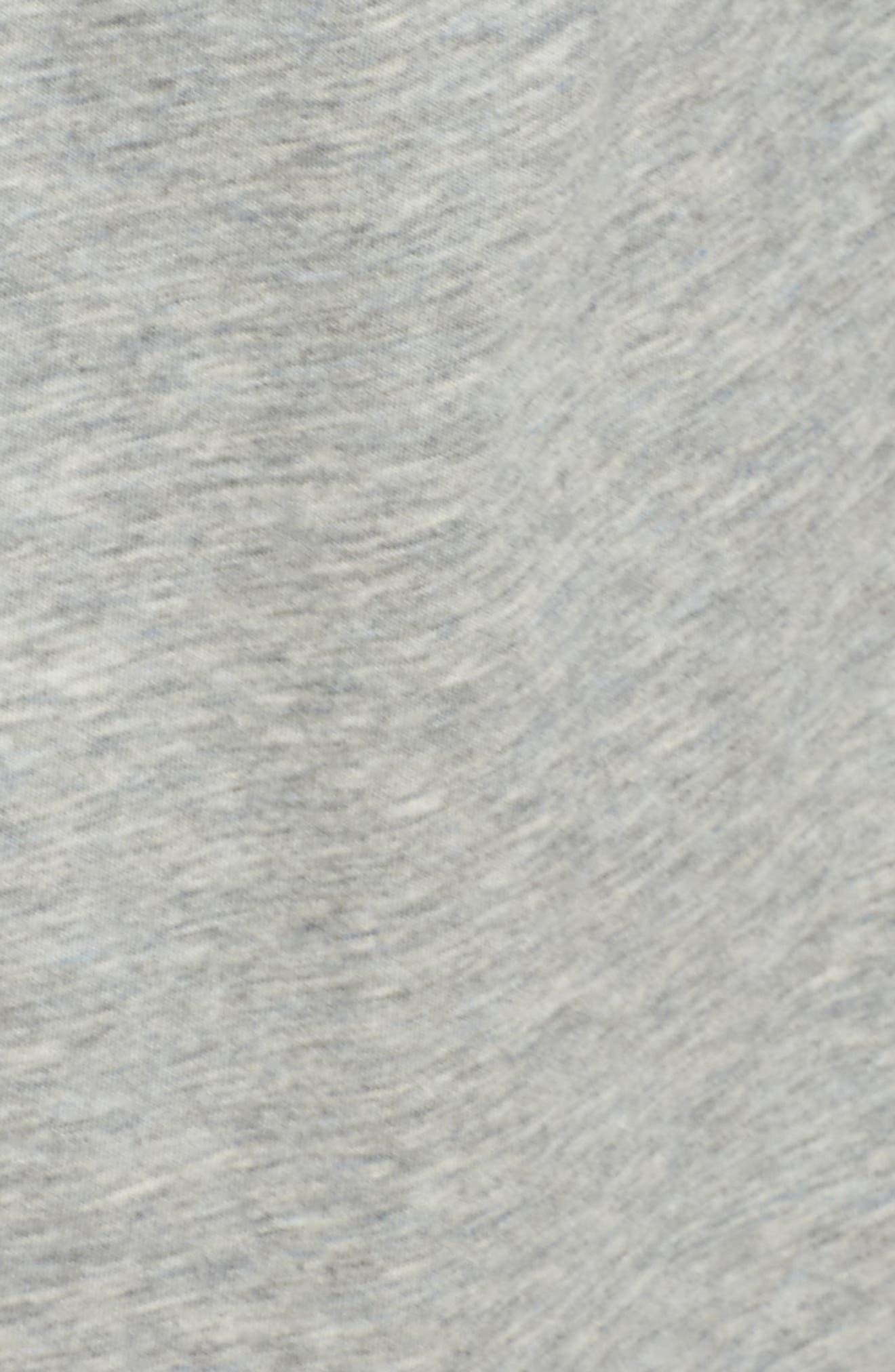 Coco Short Robe,                             Alternate thumbnail 5, color,                             020