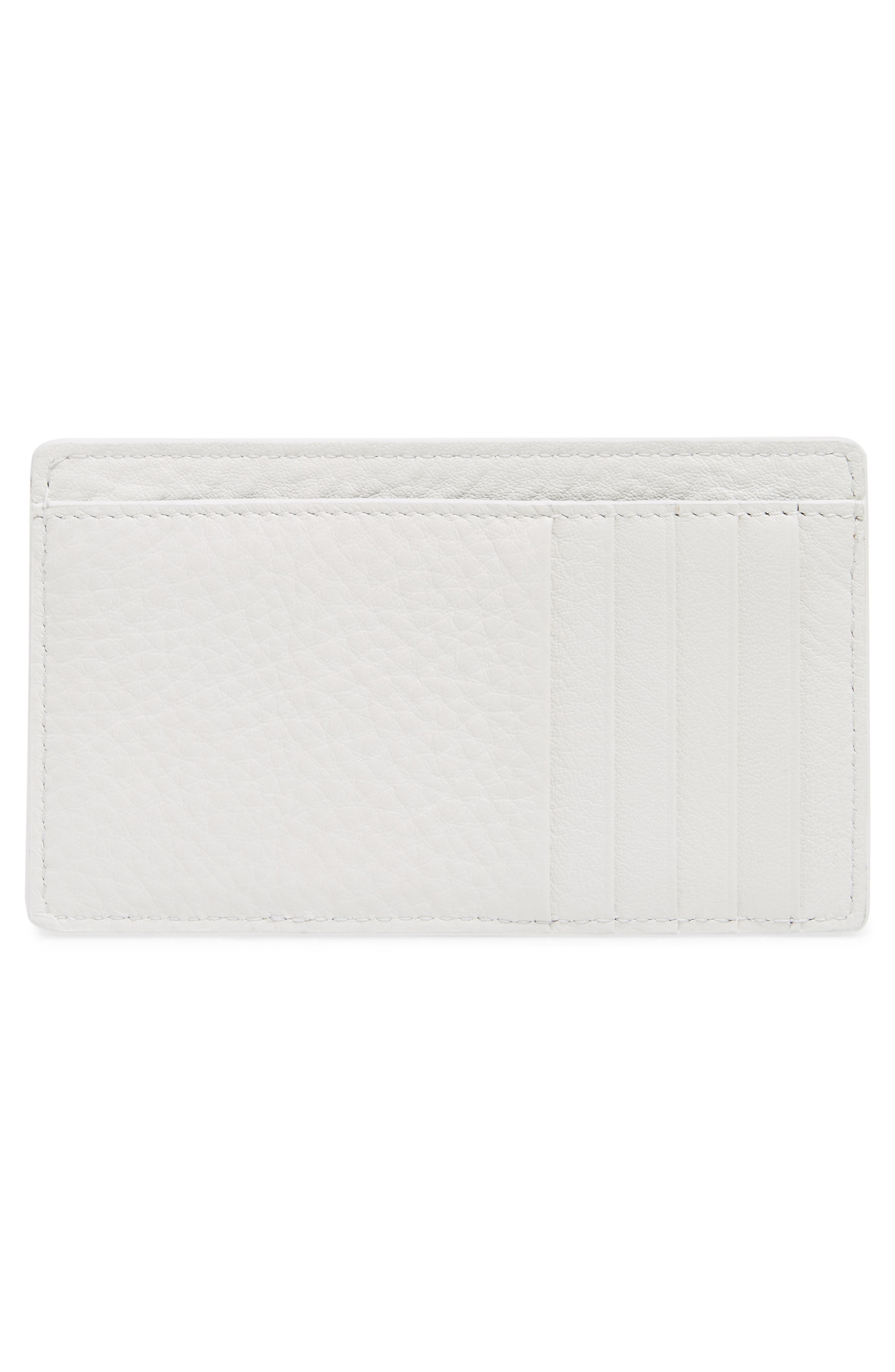 Everyday Leather Card Case,                             Alternate thumbnail 2, color,                             125