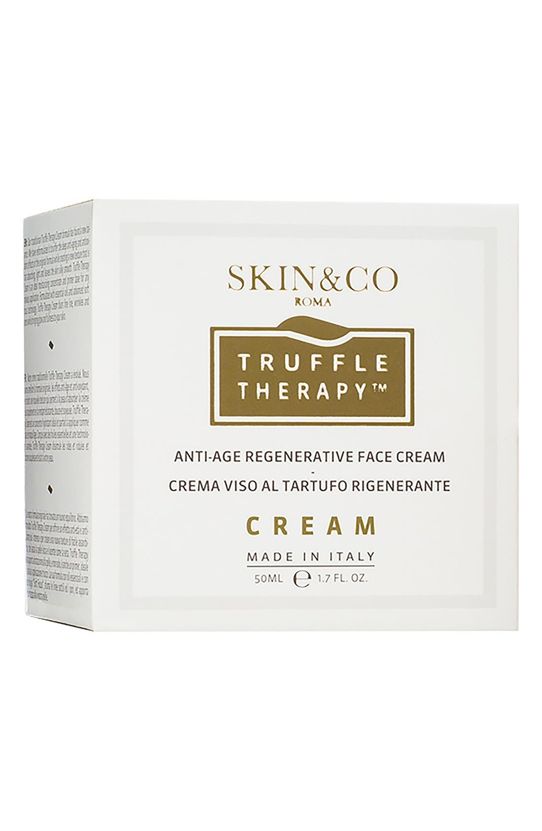 SKIN&CO Truffle Therapy Cream,                             Alternate thumbnail 2, color,                             000
