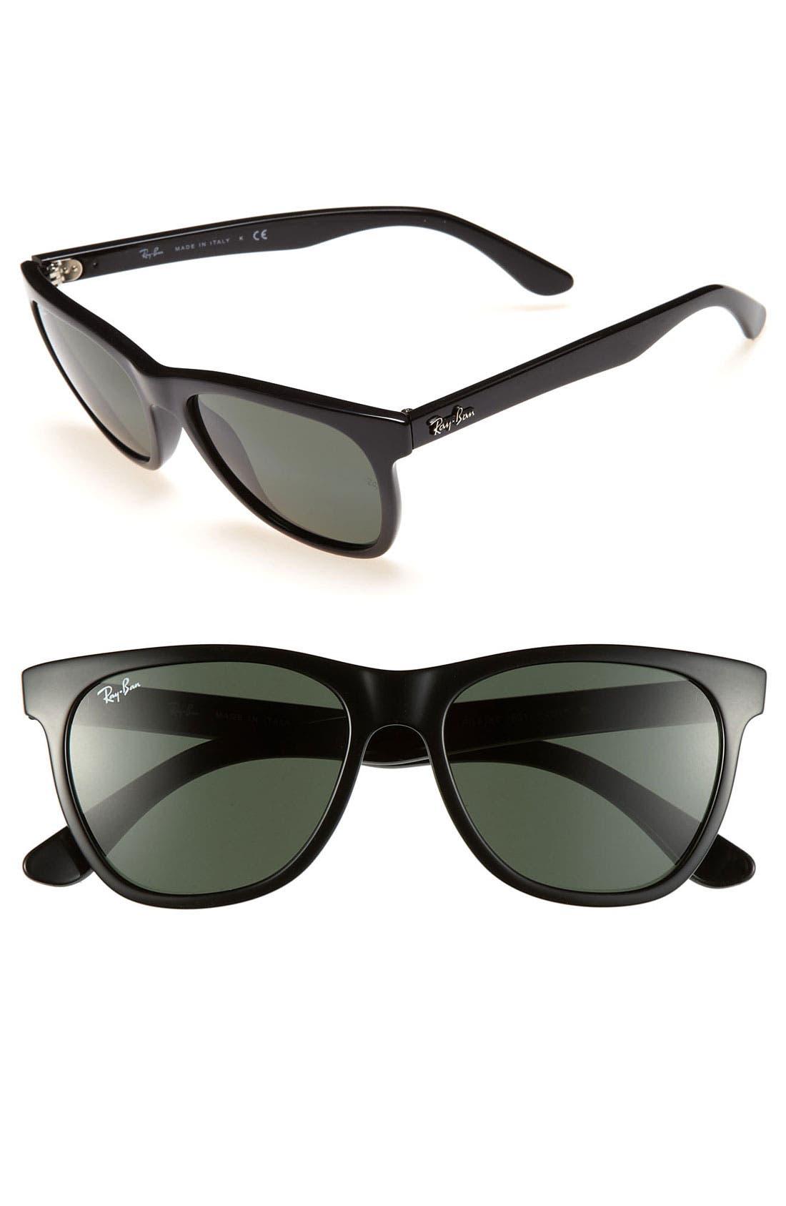 'High Street' 54mm Sunglasses,                             Main thumbnail 1, color,