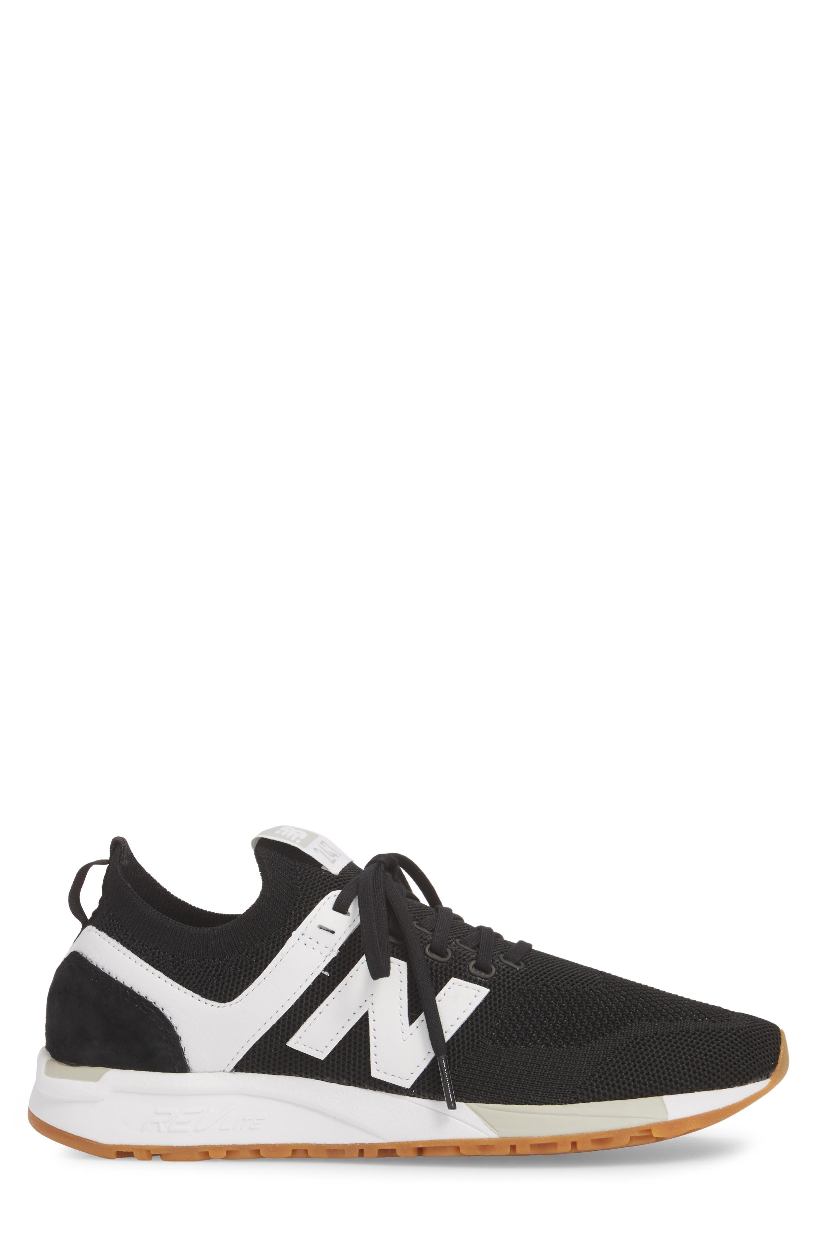 247 Decon Sneaker,                             Alternate thumbnail 3, color,                             001