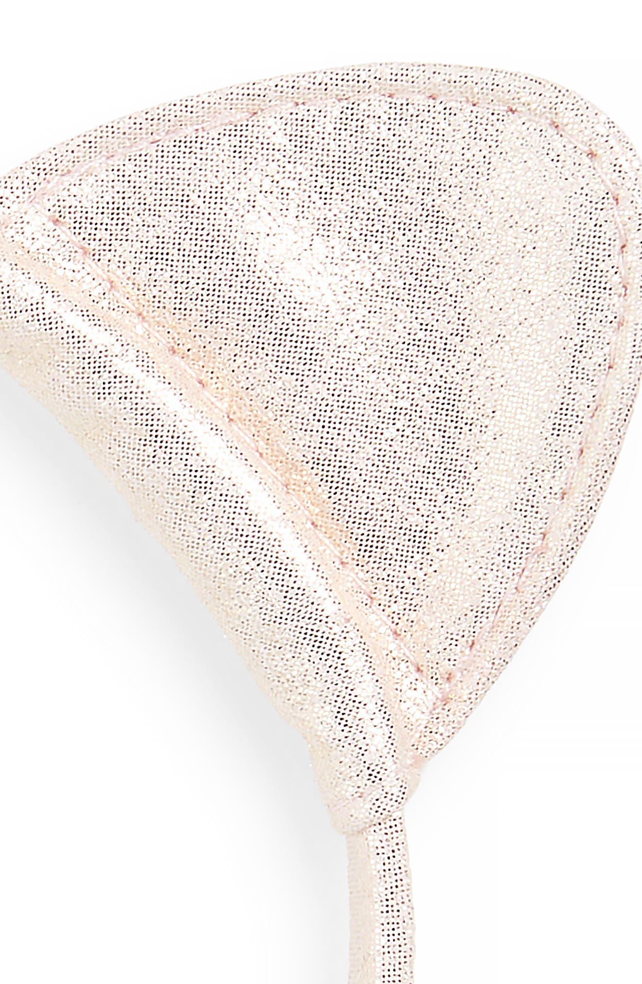Shimmer Cat Headband,                             Alternate thumbnail 2, color,                             PINK PEONY BUD