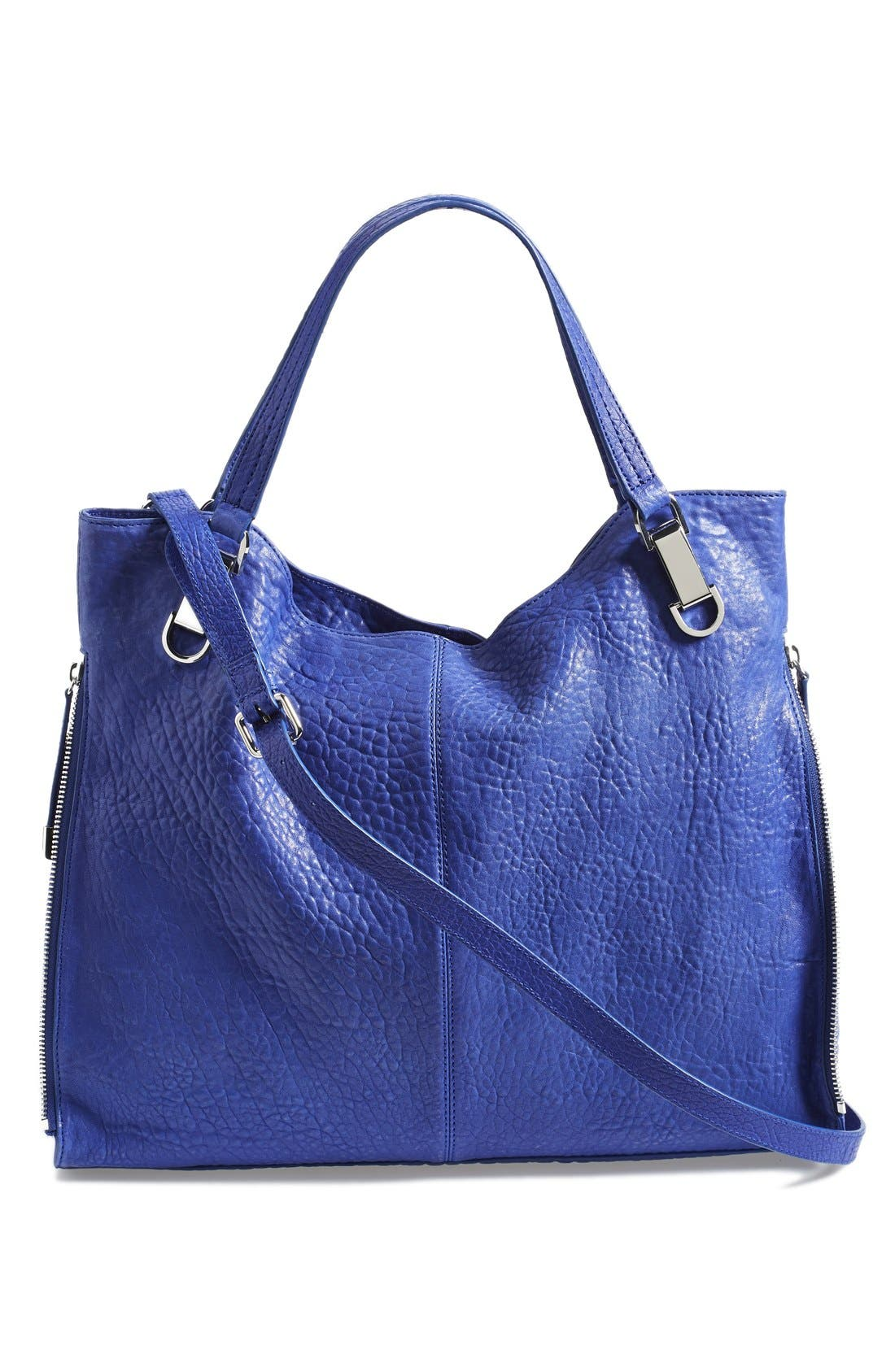 'Riley' Leather Tote,                             Alternate thumbnail 61, color,
