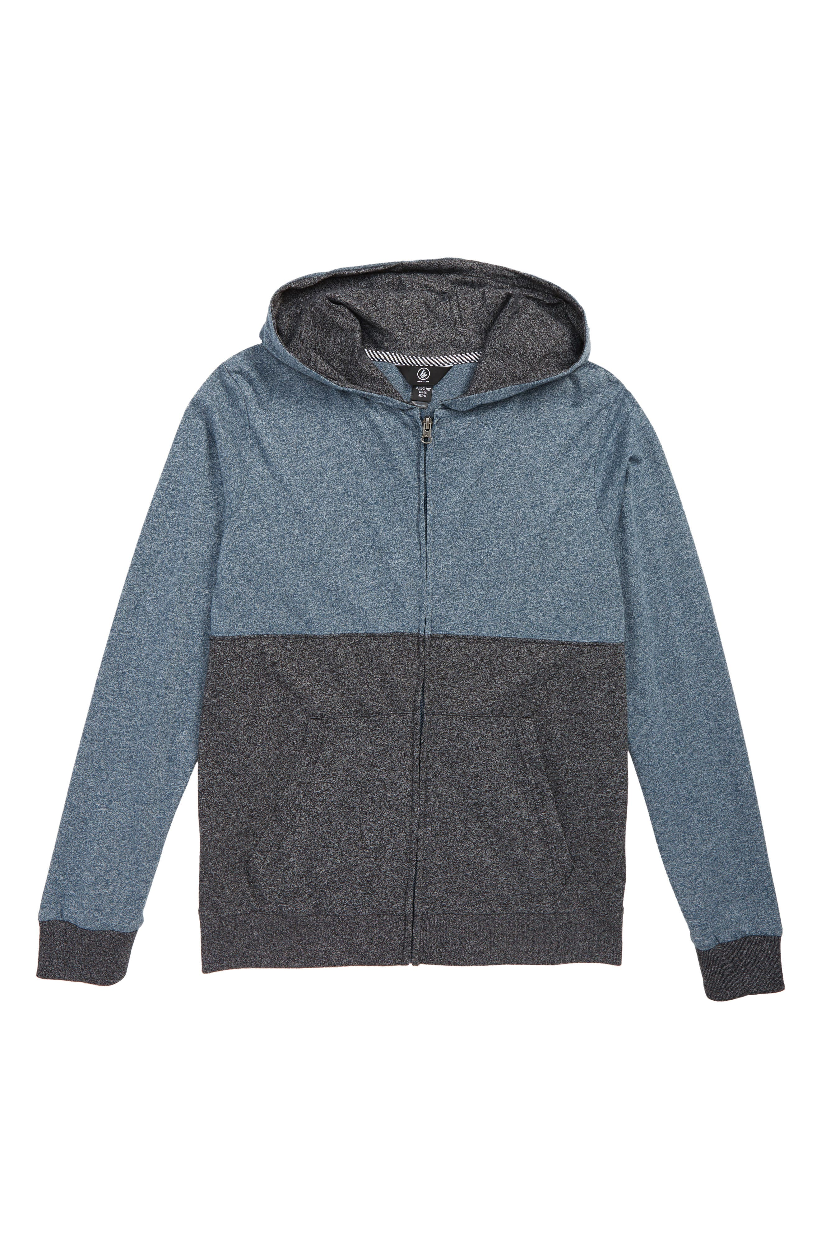 Wowzer Colorblock Hoodie,                             Main thumbnail 2, color,