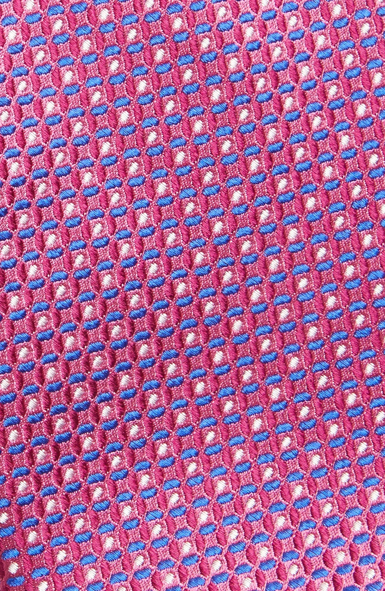 Check Silk Tie,                             Alternate thumbnail 13, color,