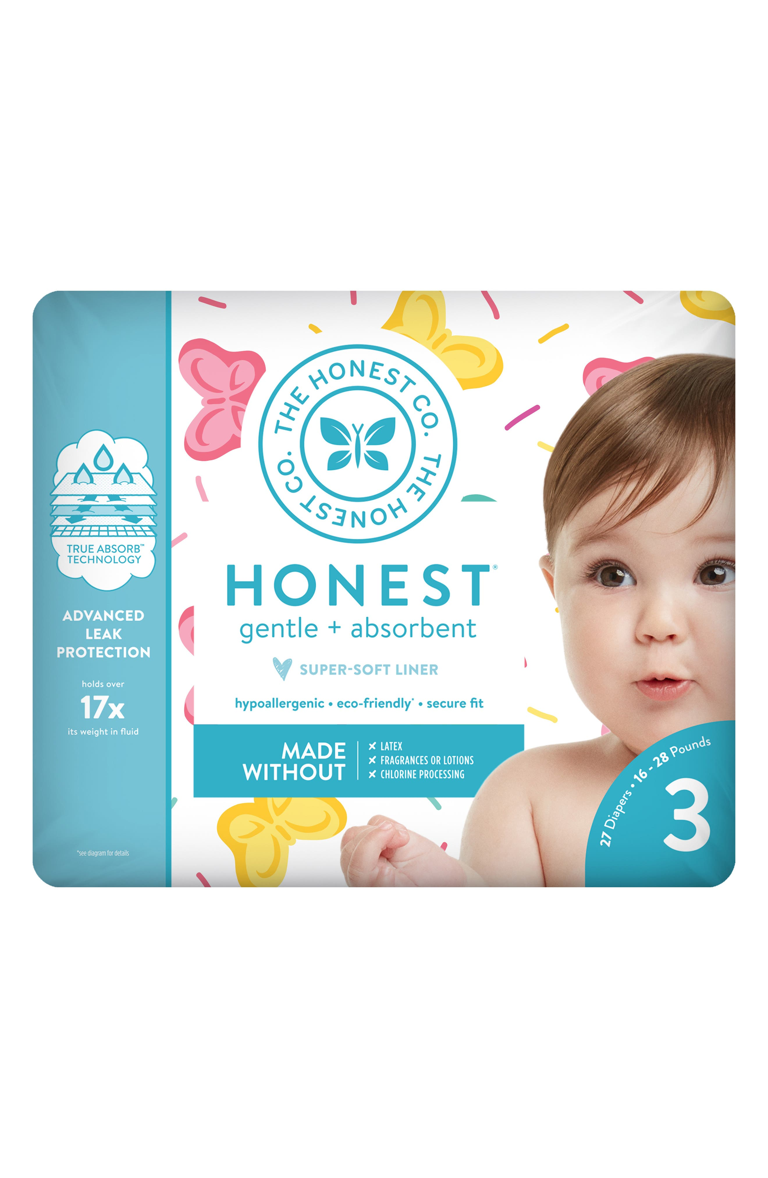x Sugarfina Sweet Thing Diapers,                             Alternate thumbnail 6, color,                             SWEET THING