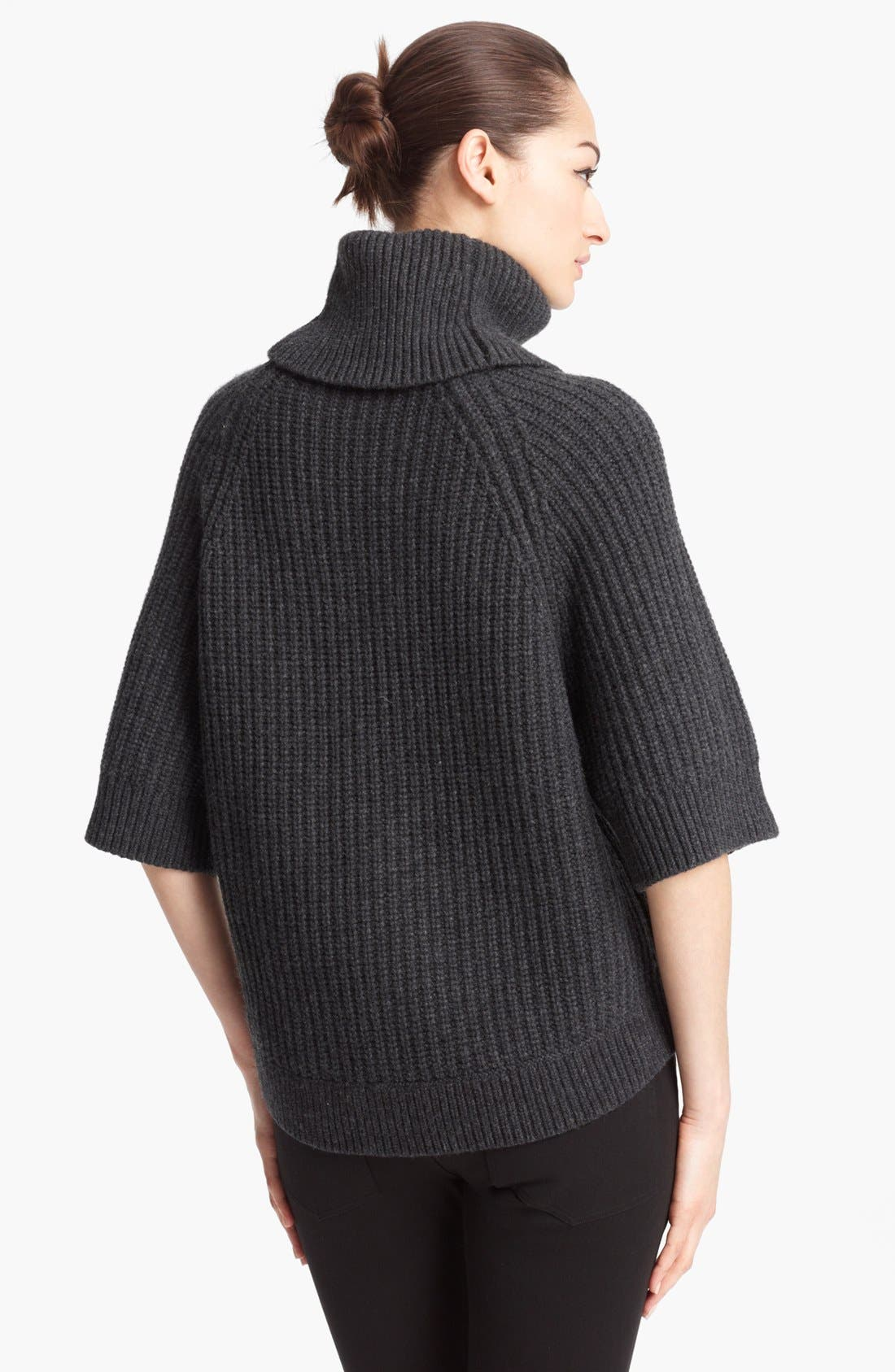 MICHAEL KORS,                             Turtleneck Sweater,                             Alternate thumbnail 2, color,                             020