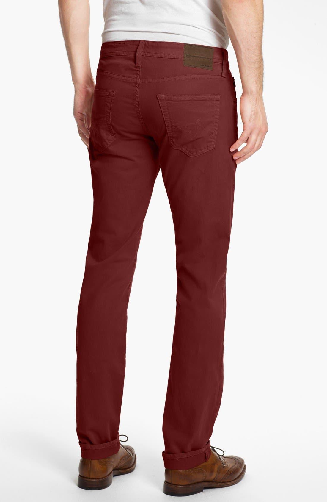 'Matchbox BES' Slim Fit Pants,                             Alternate thumbnail 85, color,