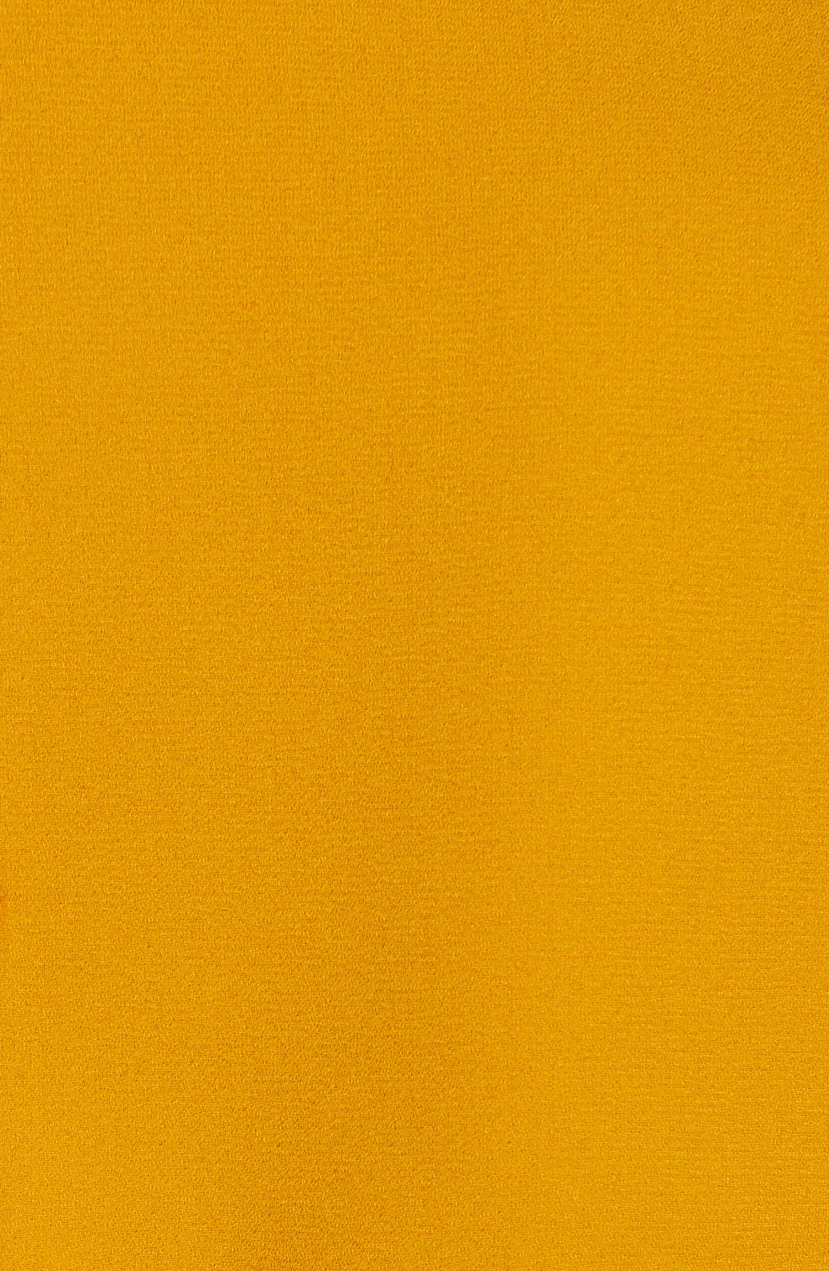 CHELSEA28,                             Tie Waist Blouse,                             Alternate thumbnail 5, color,                             BROWN BUCKTHORN