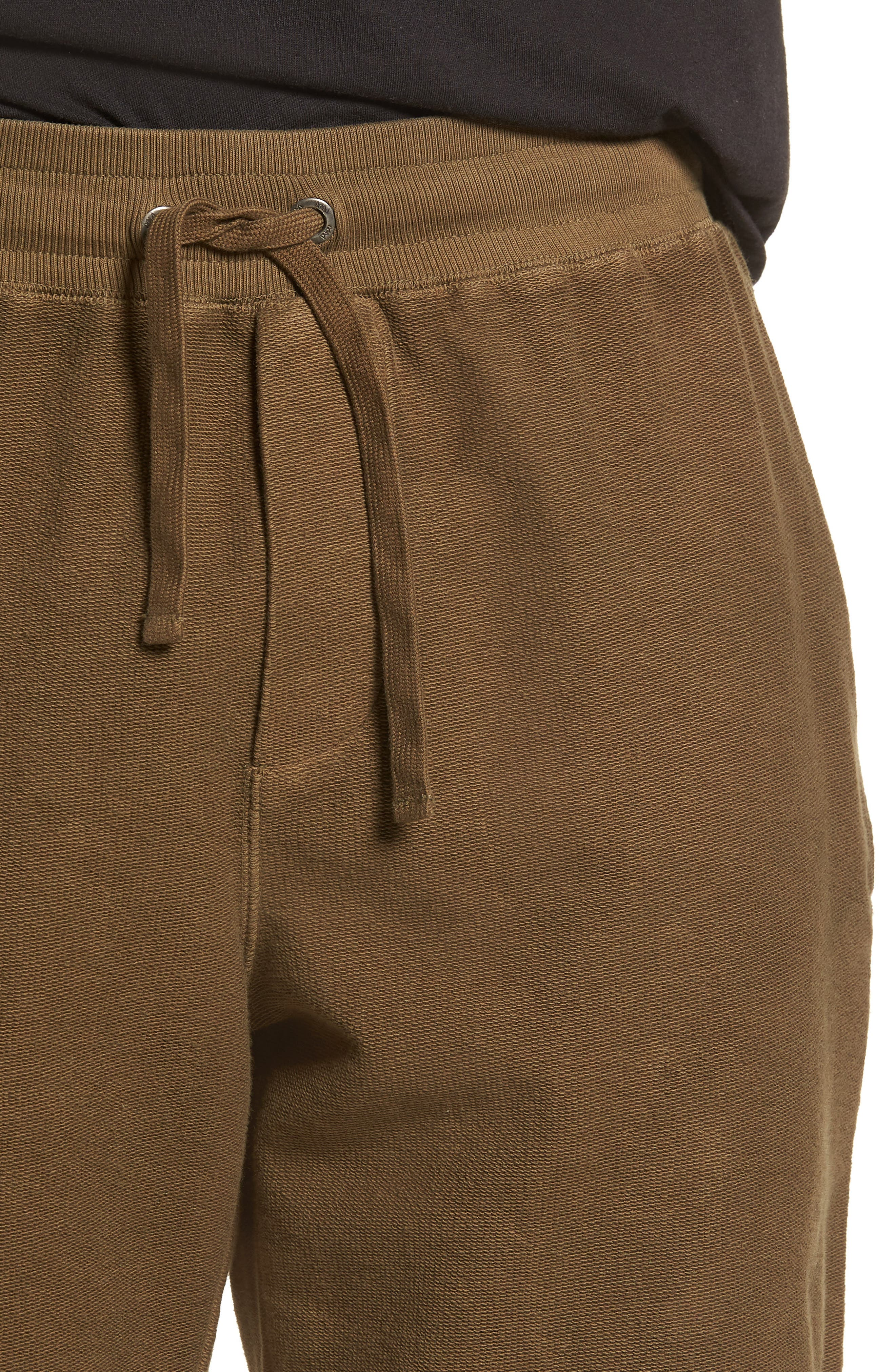 THE RAIL,                             Reverse Terry Shorts,                             Alternate thumbnail 4, color,                             315