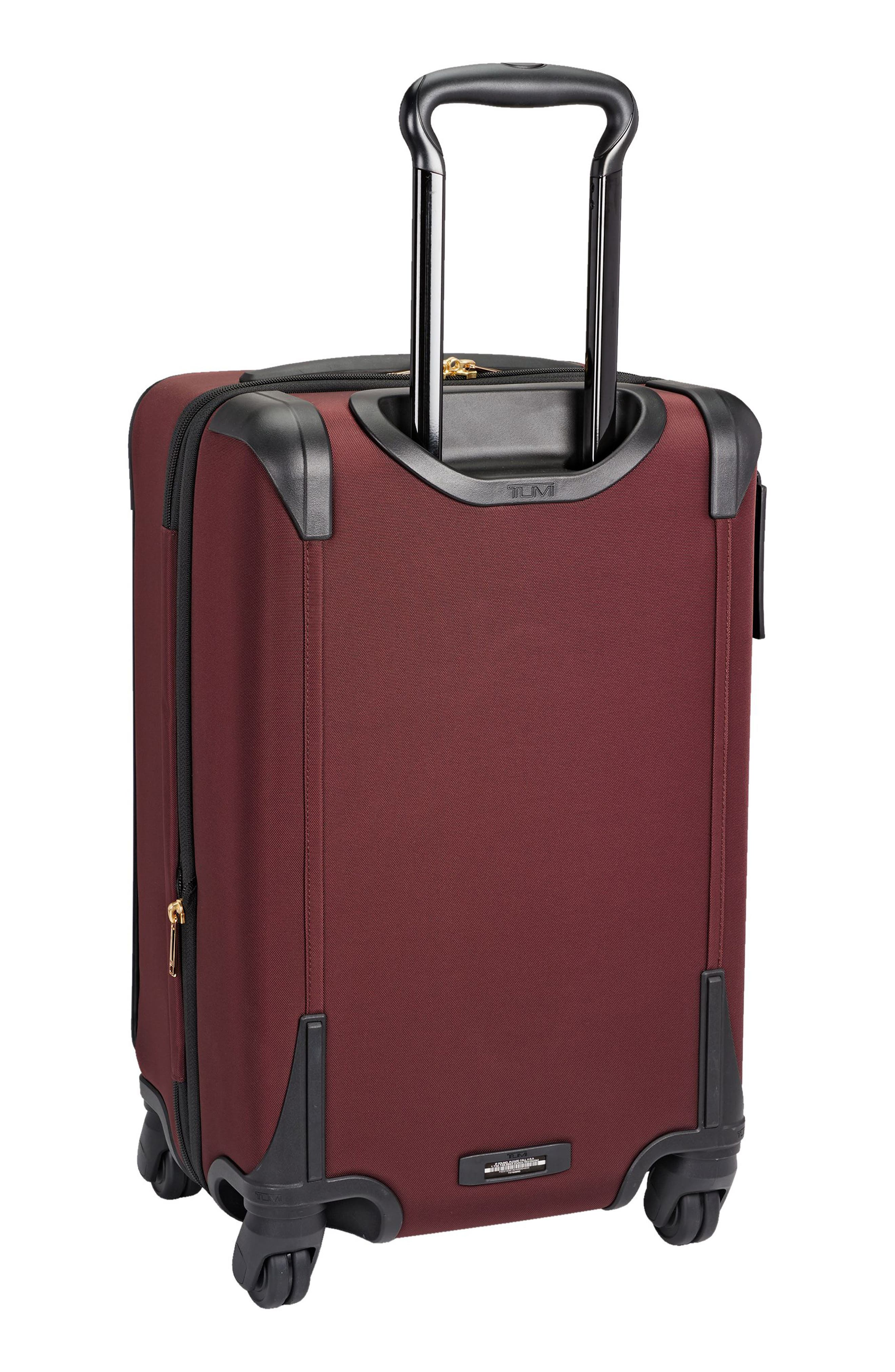 Sam International Expandable 22-Inch 4-Wheel Carry-On,                             Alternate thumbnail 4, color,                             603