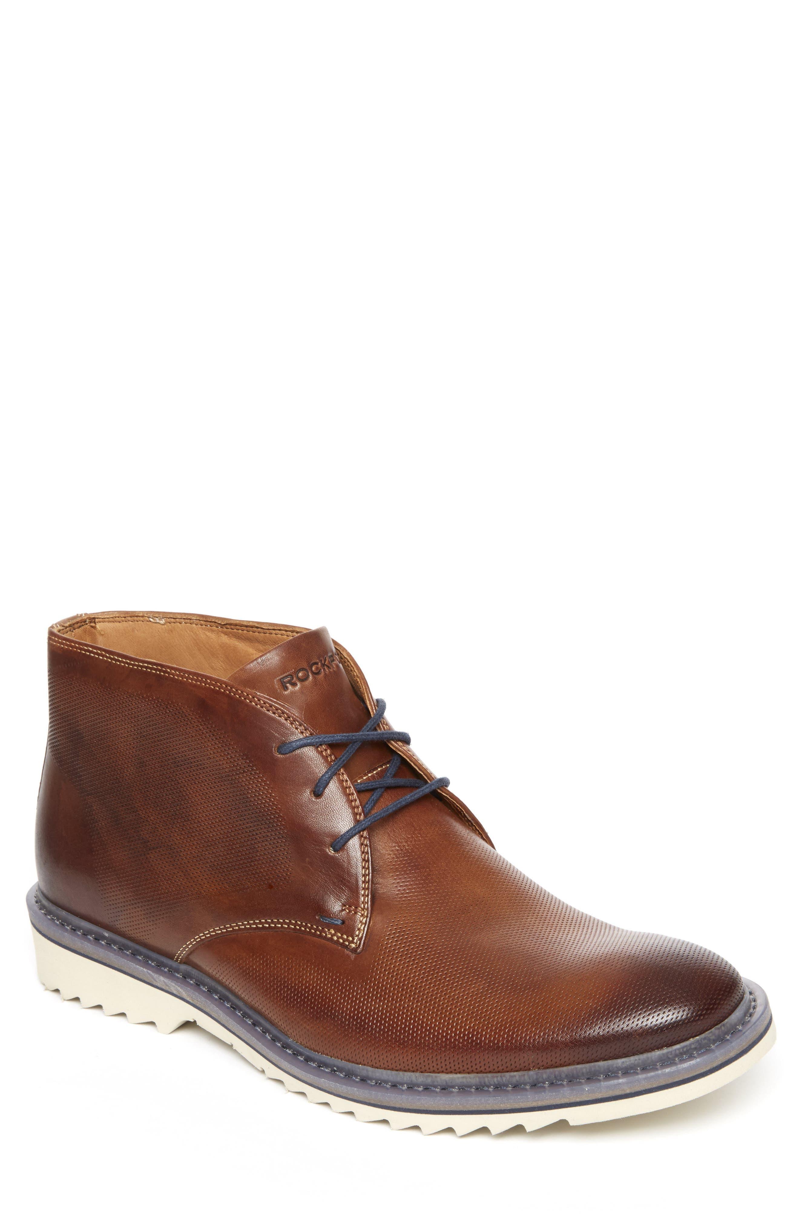 ROCKPORT Jaxson Chukka Boot, Main, color, 200