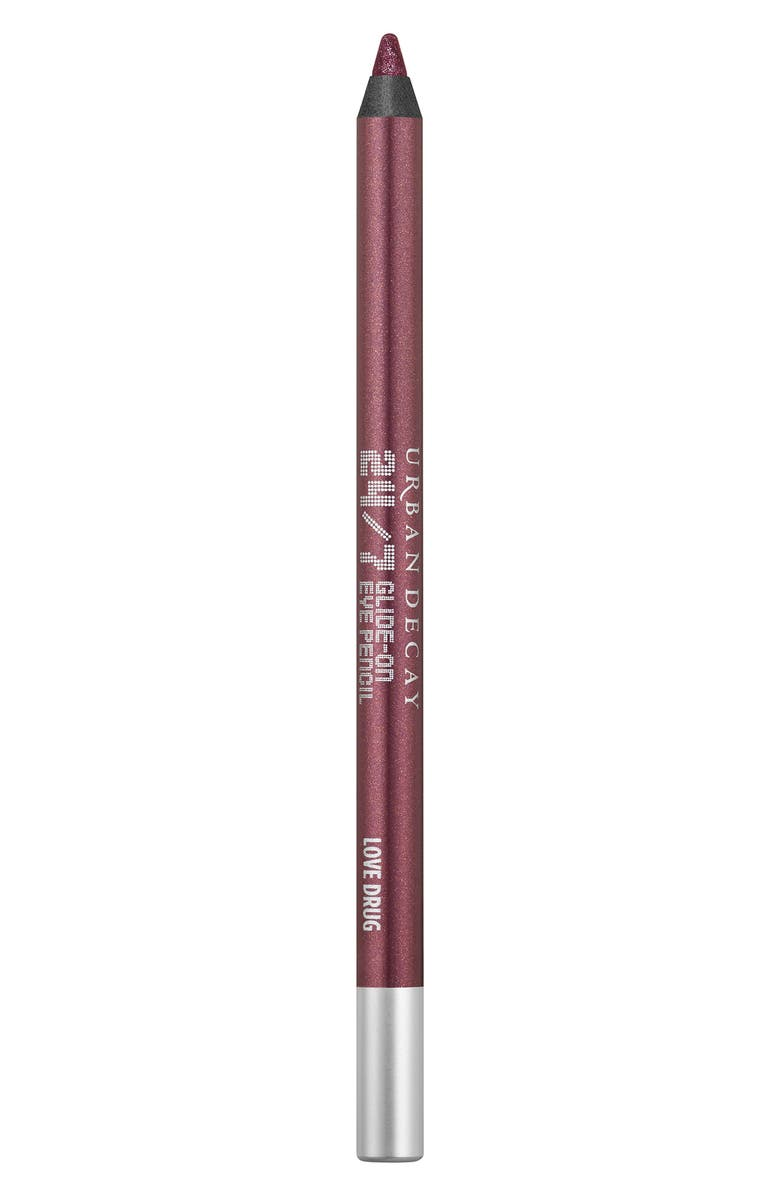 Urban Decay NAKED CHERRY 24/7 GLIDE-ON EYE PENCIL - LOVE DRUG