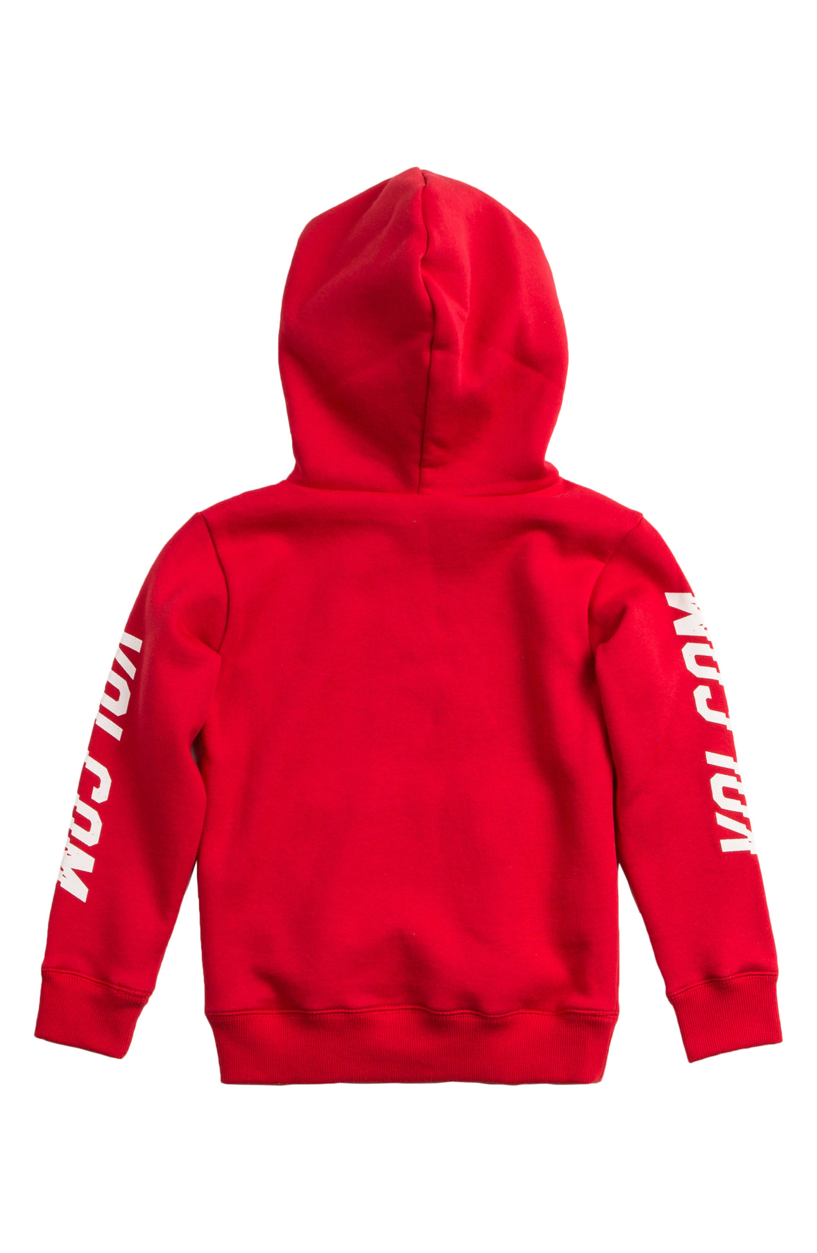Supply Stone Graphic Pullover Hoodie,                             Alternate thumbnail 6, color,