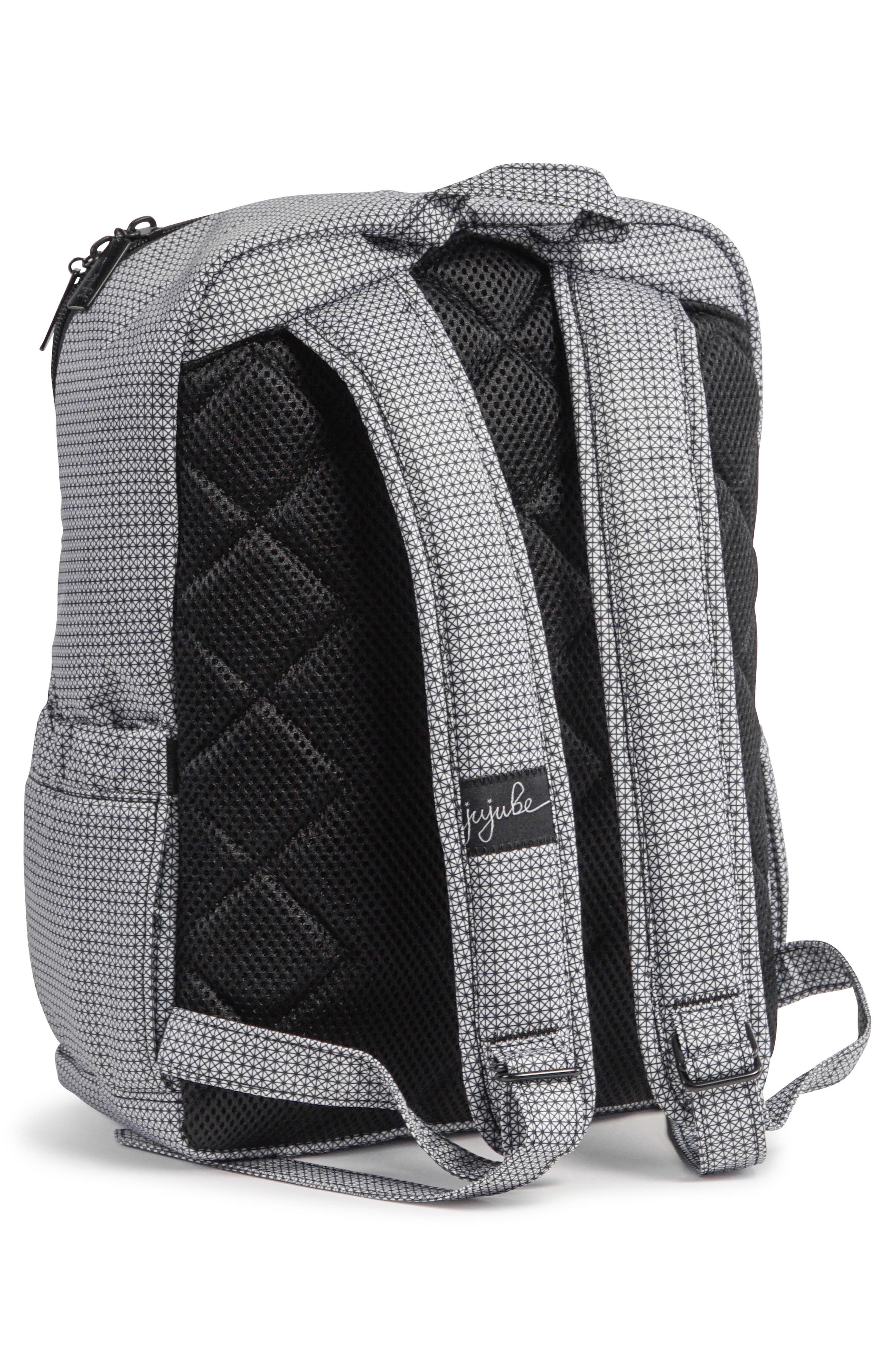 'Mini Be - Onyx Collection' Backpack,                             Alternate thumbnail 8, color,                             BLACK MATRIX