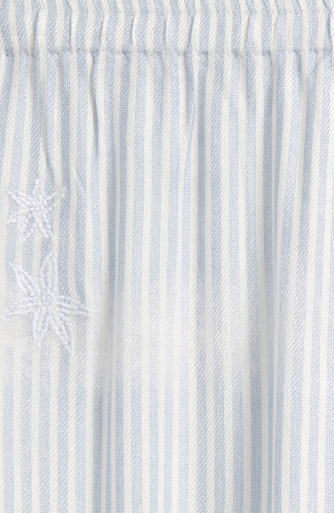 Skylar Stripe Jogger Pants,                             Alternate thumbnail 2, color,                             100