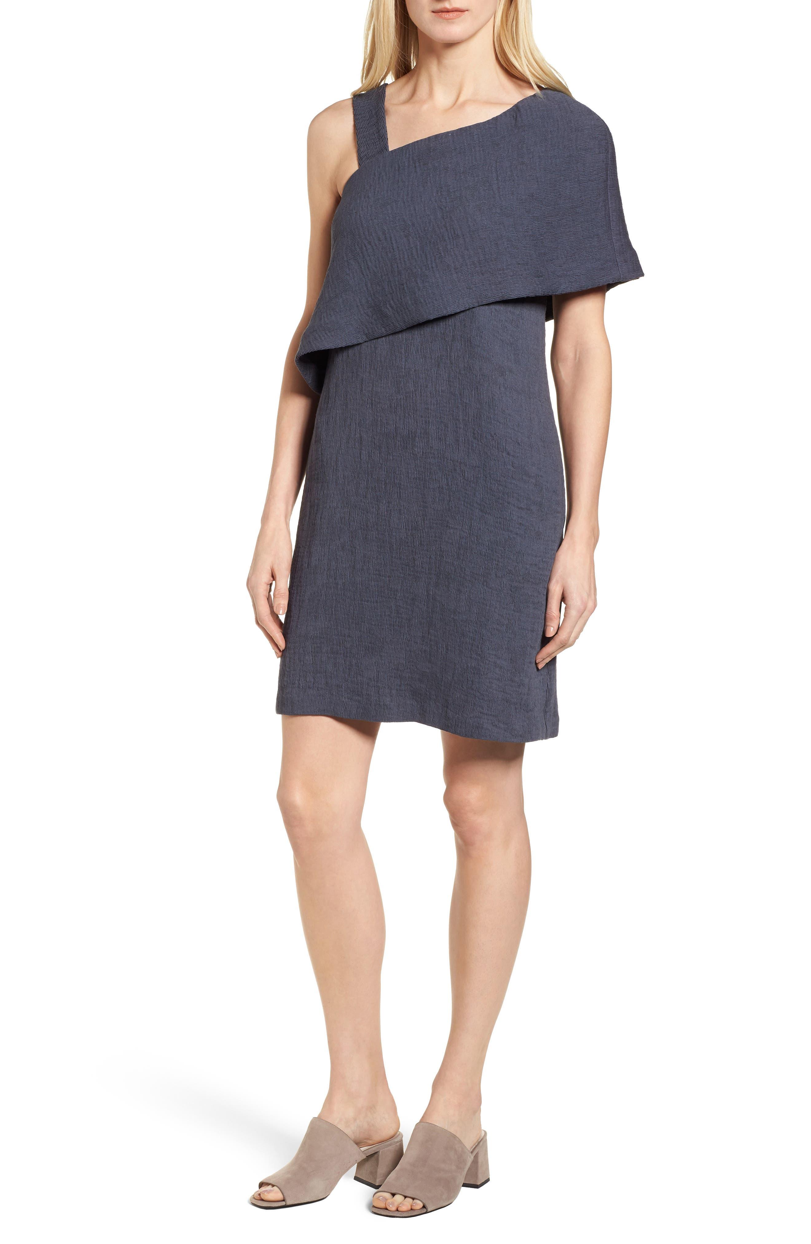 Nic+Zoe Escape Dress, Grey