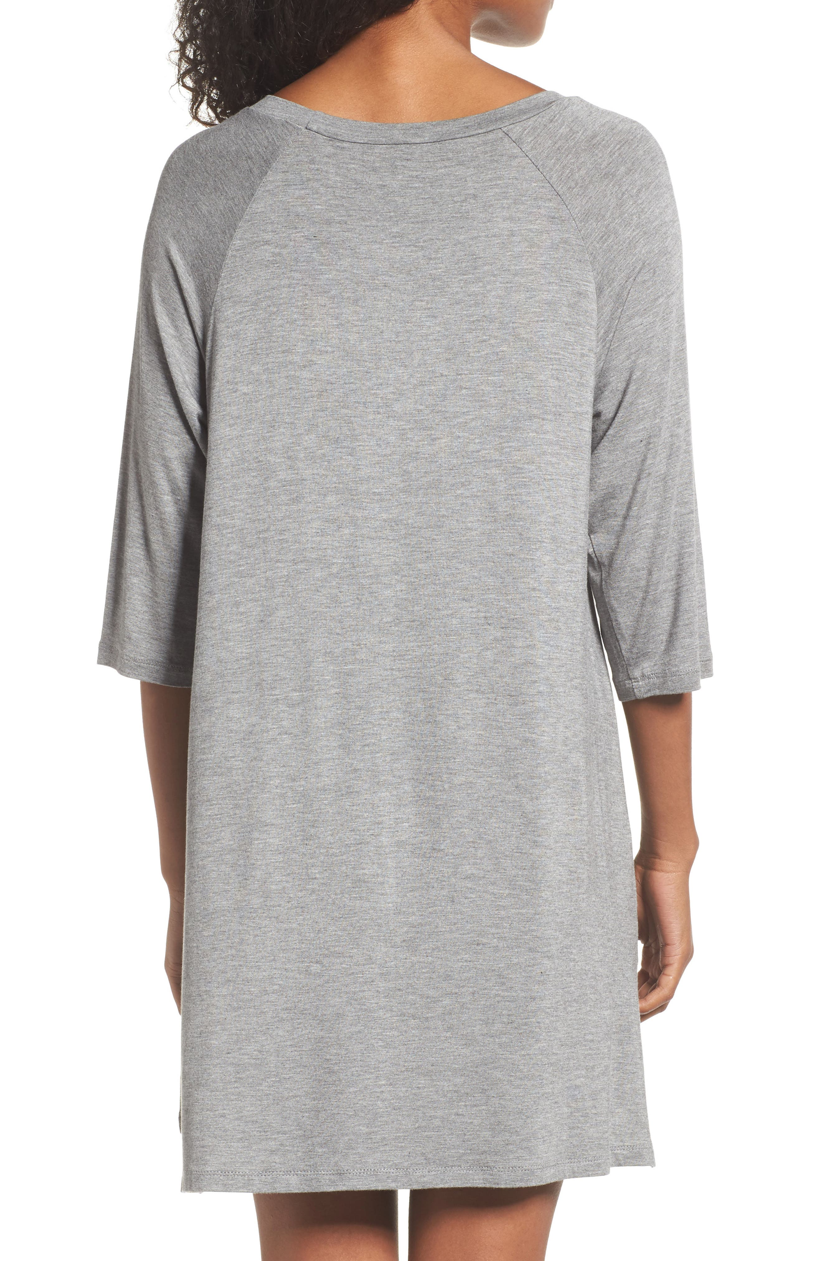 Honeydew All American Sleep Shirt,                             Alternate thumbnail 9, color,