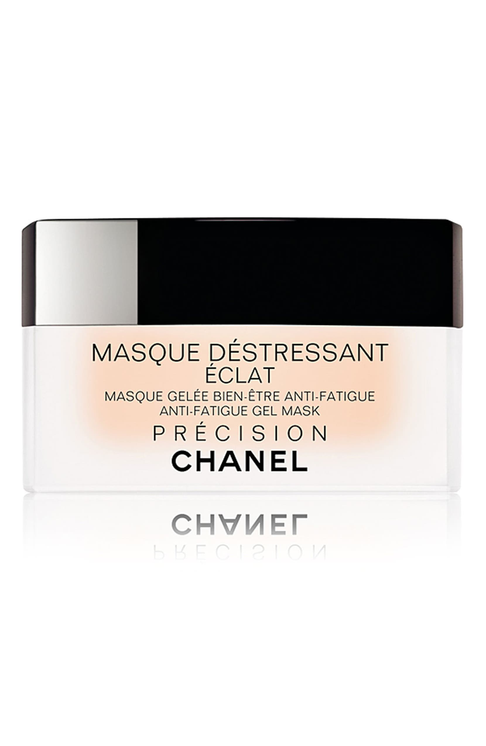 CHANEL MASQUE D  201 STRESSANT   201 CLAT ANTI-FATIGUE GEL MASK   Nordstrom a5fa54f5ebb5