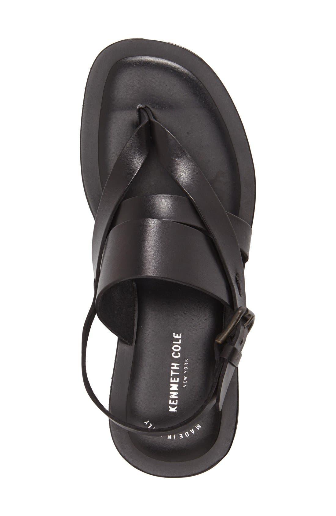 'Reel-Ist' Sandal,                             Alternate thumbnail 5, color,