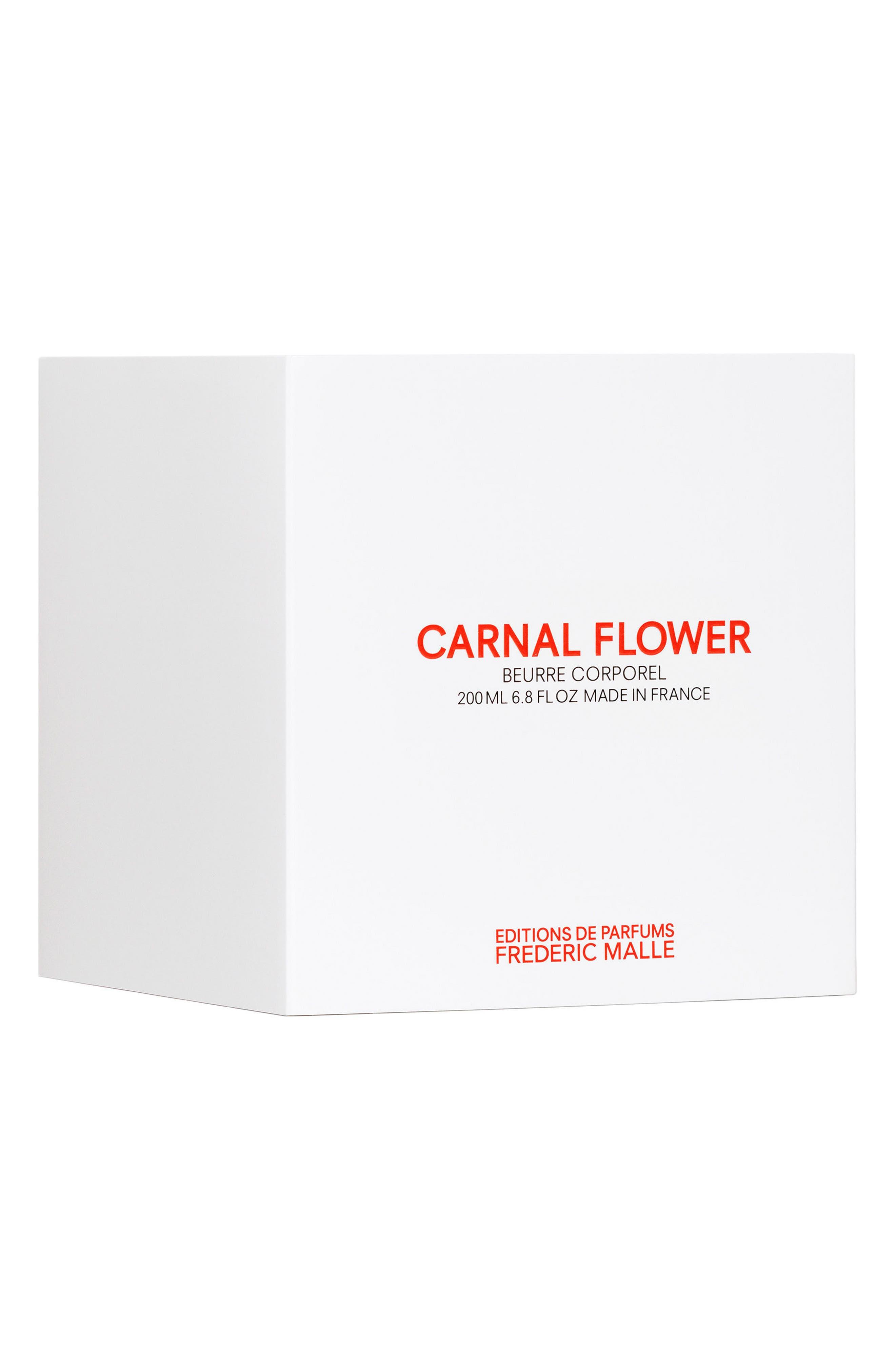 Editions de Parfums Frédéric Malle Carnal Flower Body Butter,                             Alternate thumbnail 2, color,                             NO COLOR
