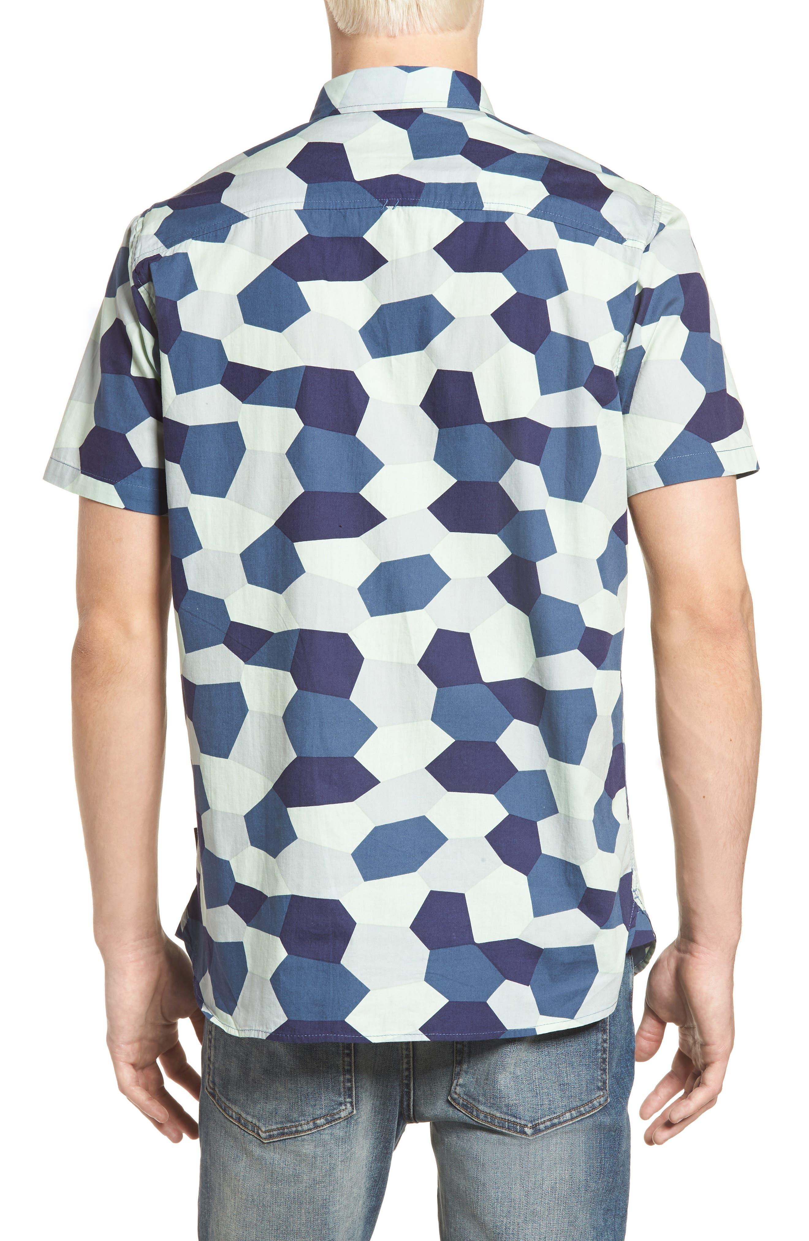 Porter Woven Shirt,                             Alternate thumbnail 10, color,