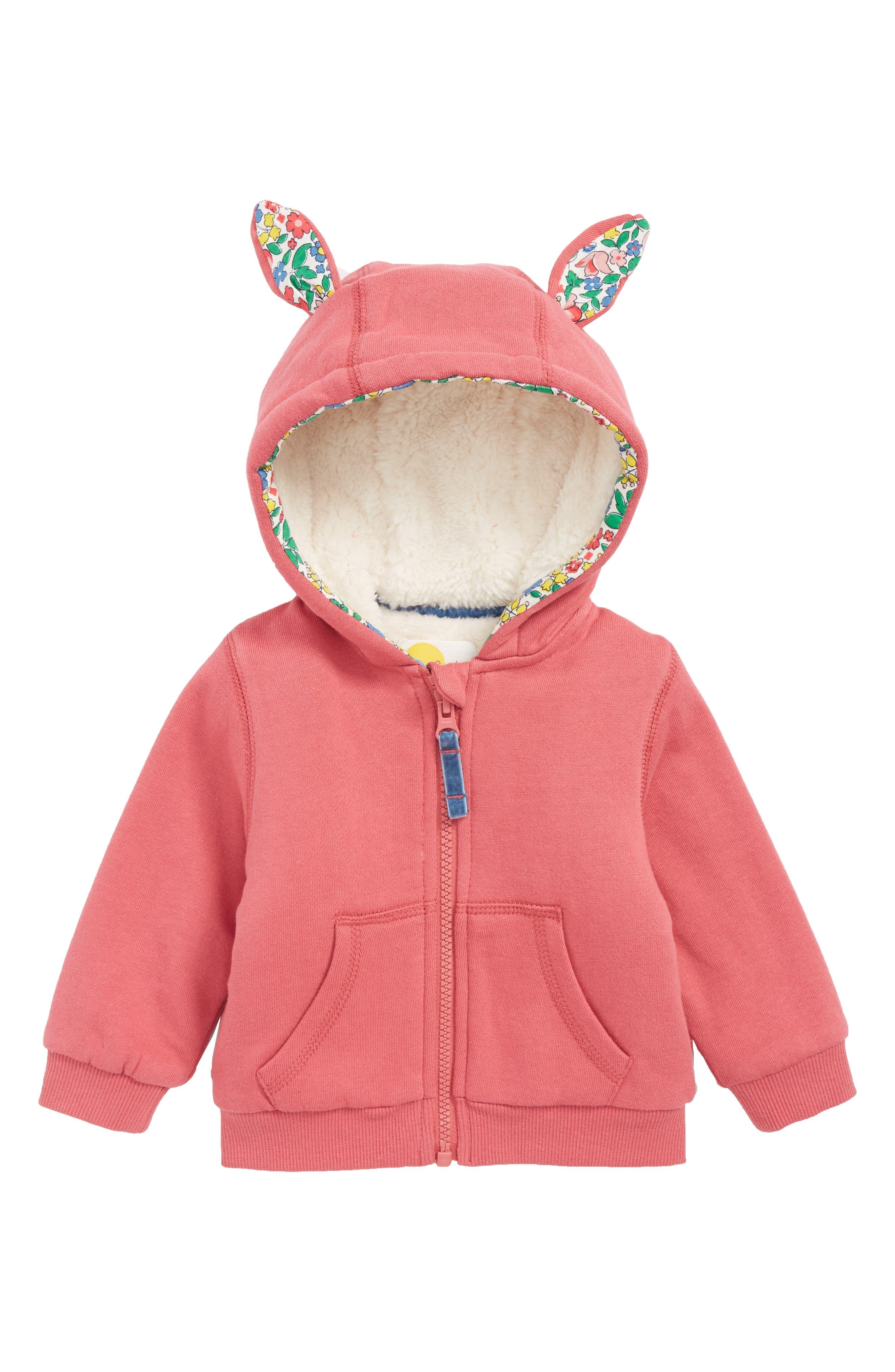 Bunny Full-Zip Hoodie,                         Main,                         color, 654