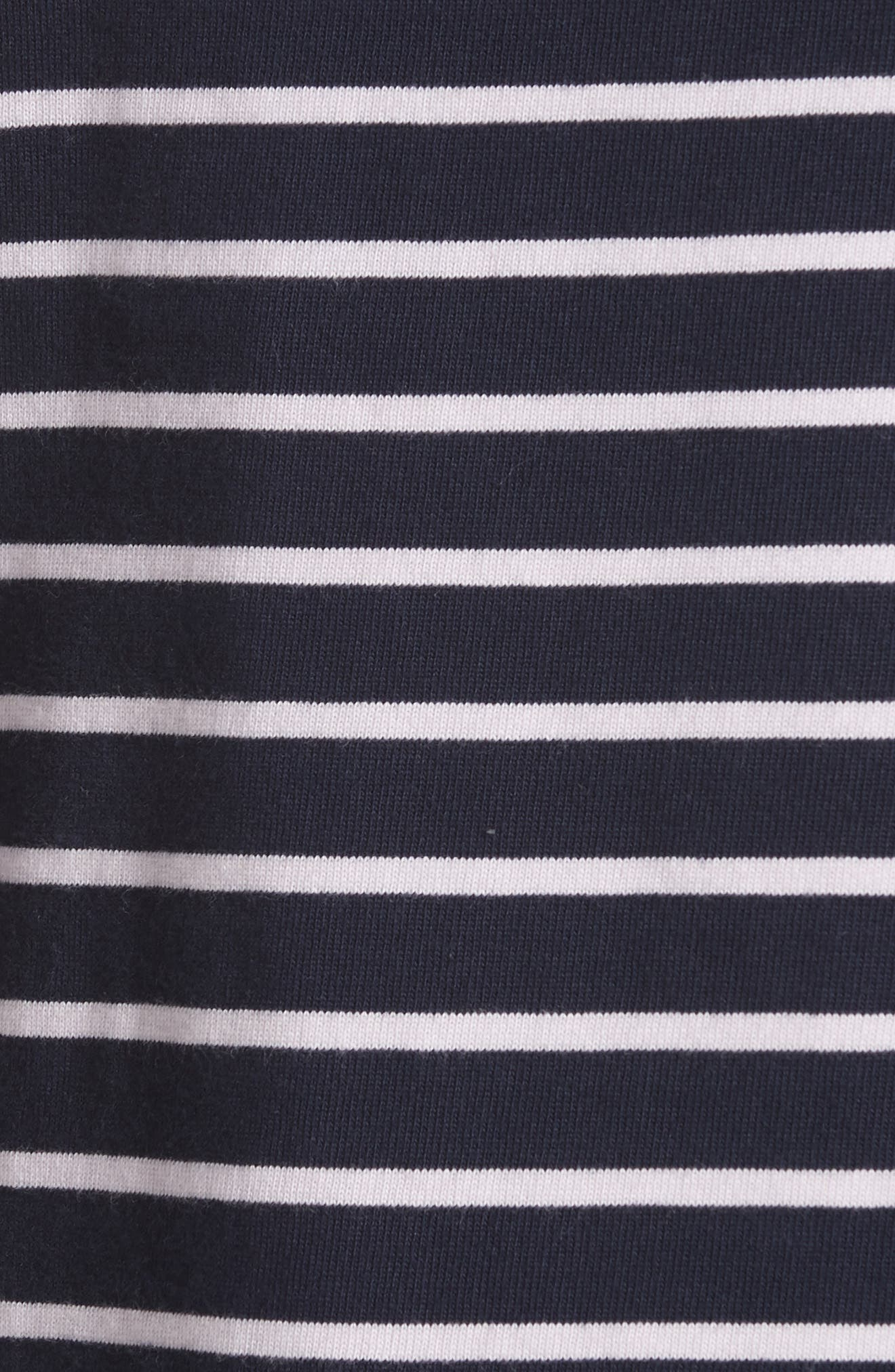 Stripe Top,                             Alternate thumbnail 5, color,