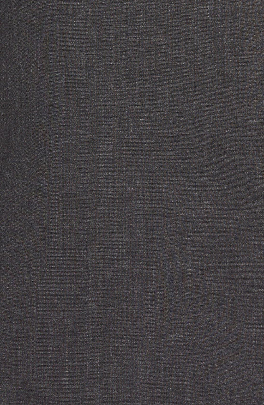Vilea Tropical Stretch Wool Pencil Skirt,                             Alternate thumbnail 18, color,