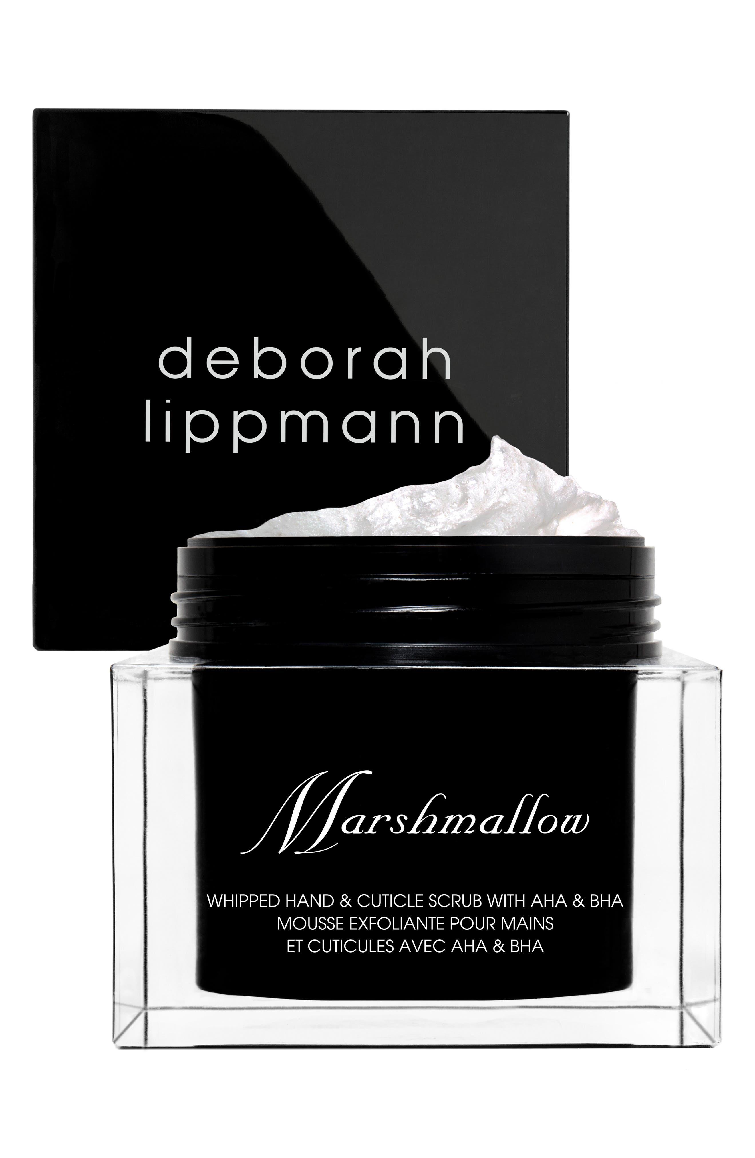 DEBORAH LIPPMANN,                             Marshmallow Whipped Hand & Cuticle Scrub,                             Alternate thumbnail 2, color,                             NO COLOR