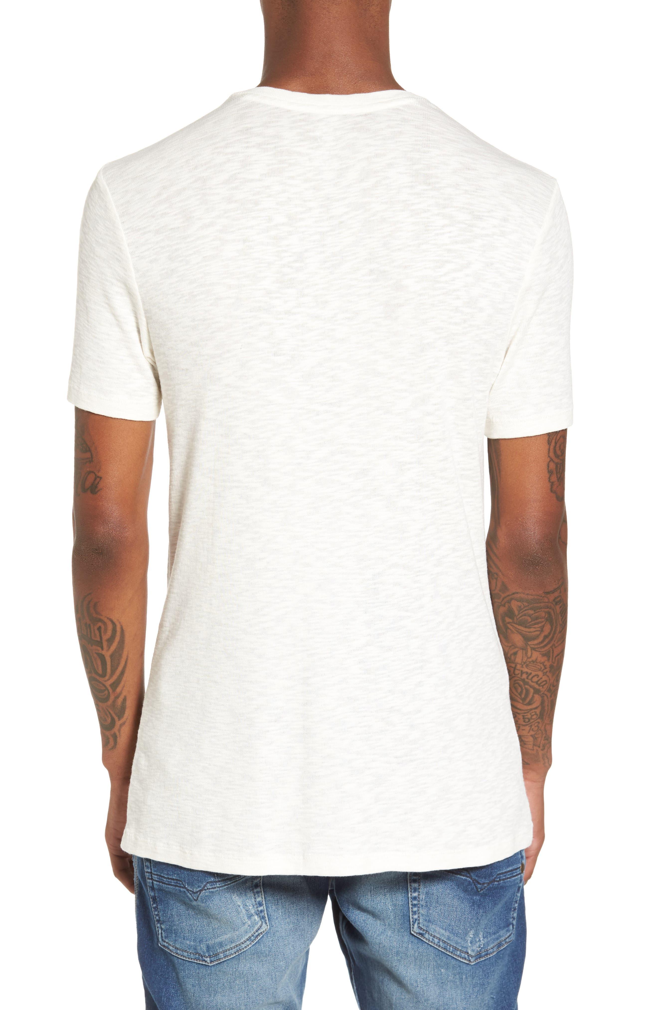 Capitola V-Neck T-Shirt,                             Alternate thumbnail 10, color,