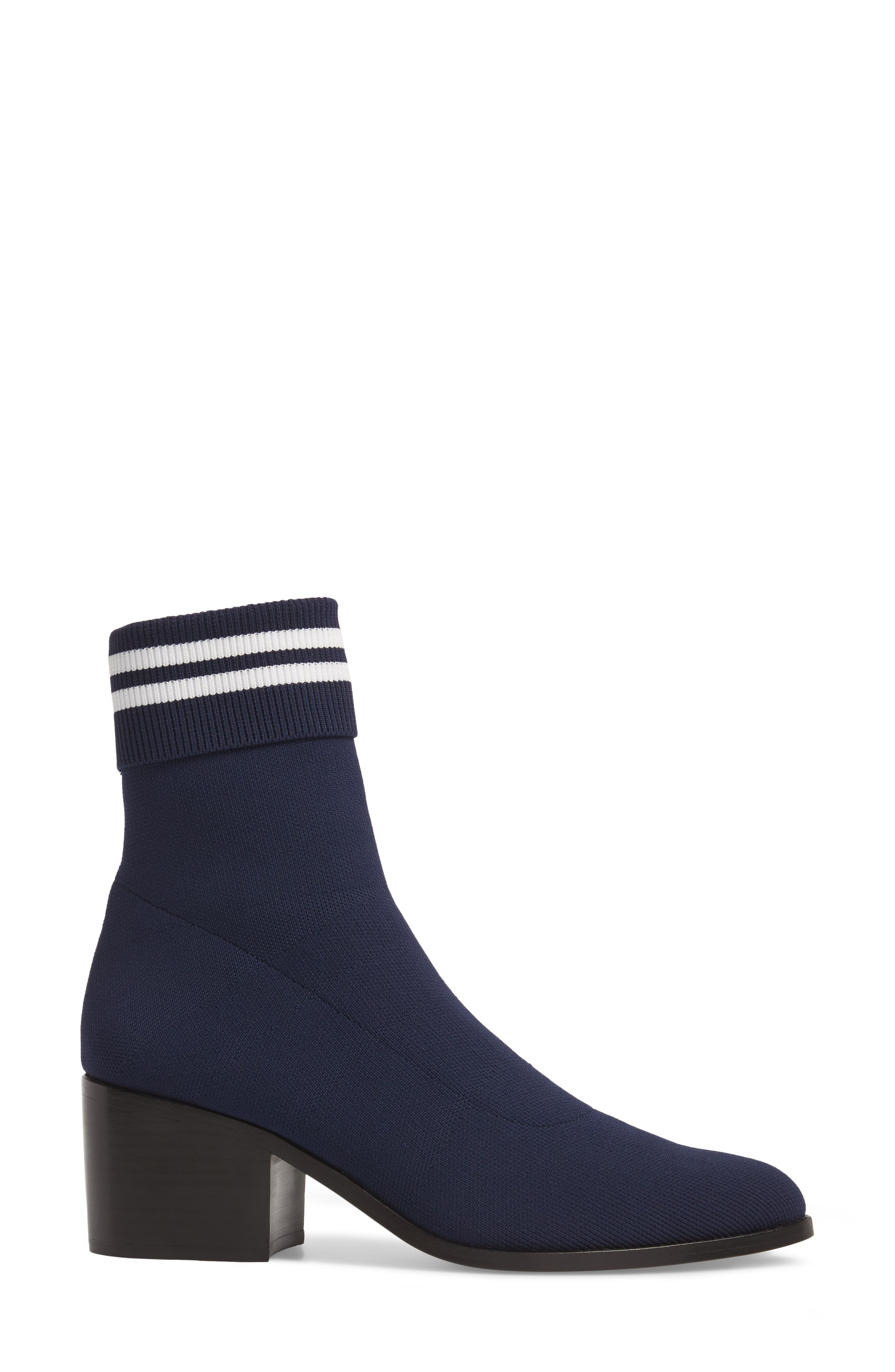 Court Sock Bootie,                             Alternate thumbnail 3, color,                             412